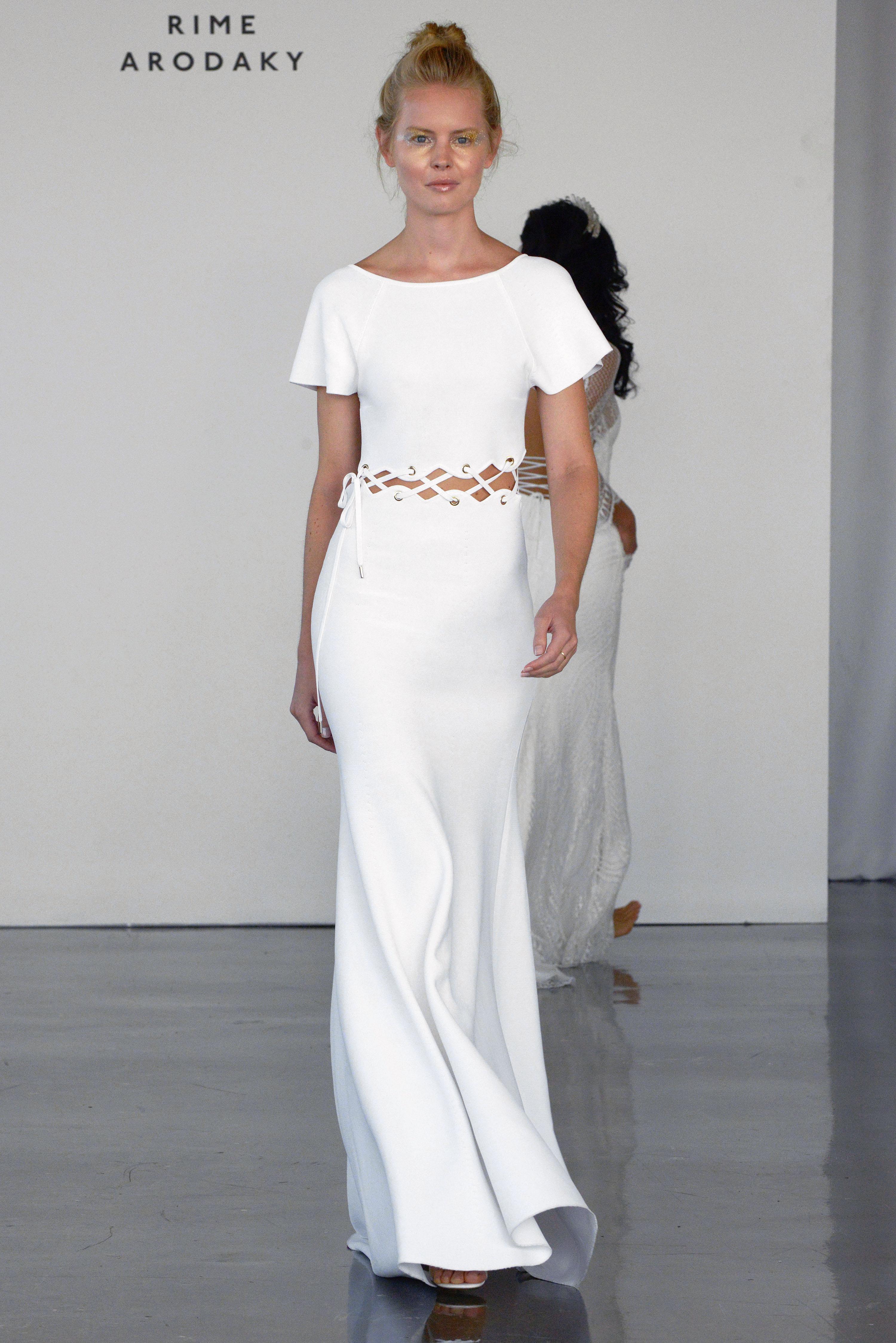 Rime Arodaky wedding dress - 3 Fall 2017