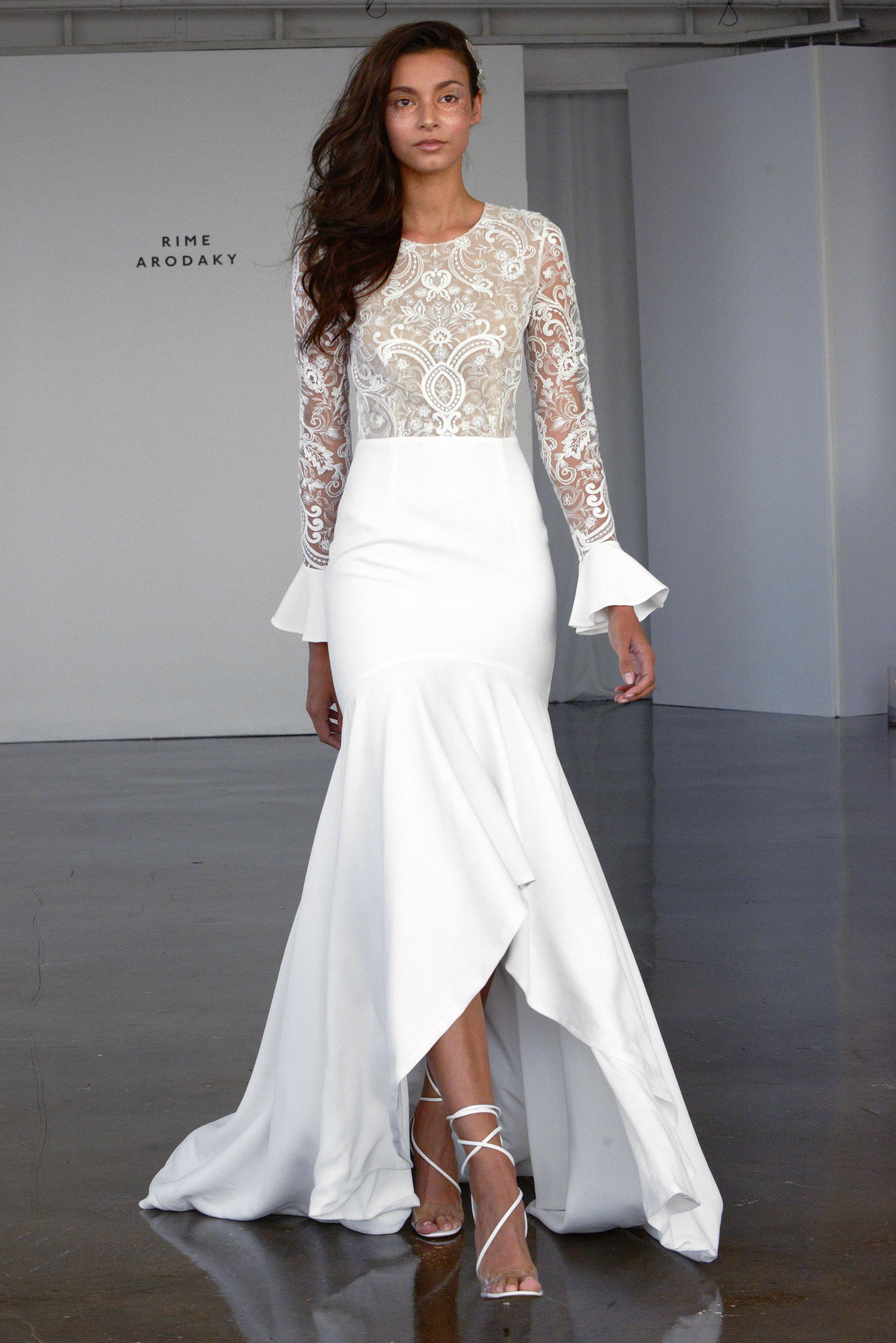 Rime Arodaky wedding dress - 4 Fall 2017