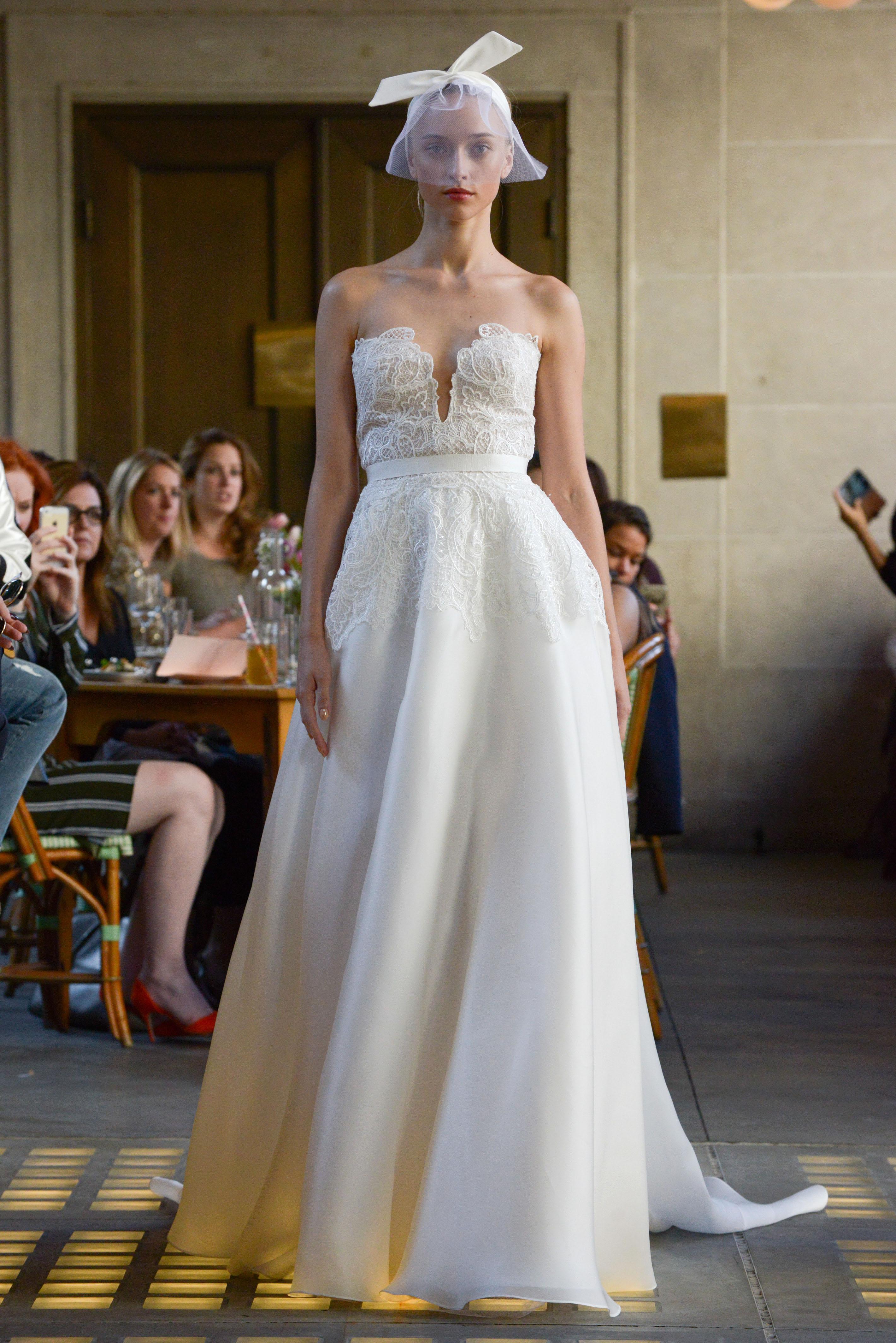 Lela Rose Fall 2017 Wedding Dress Collection
