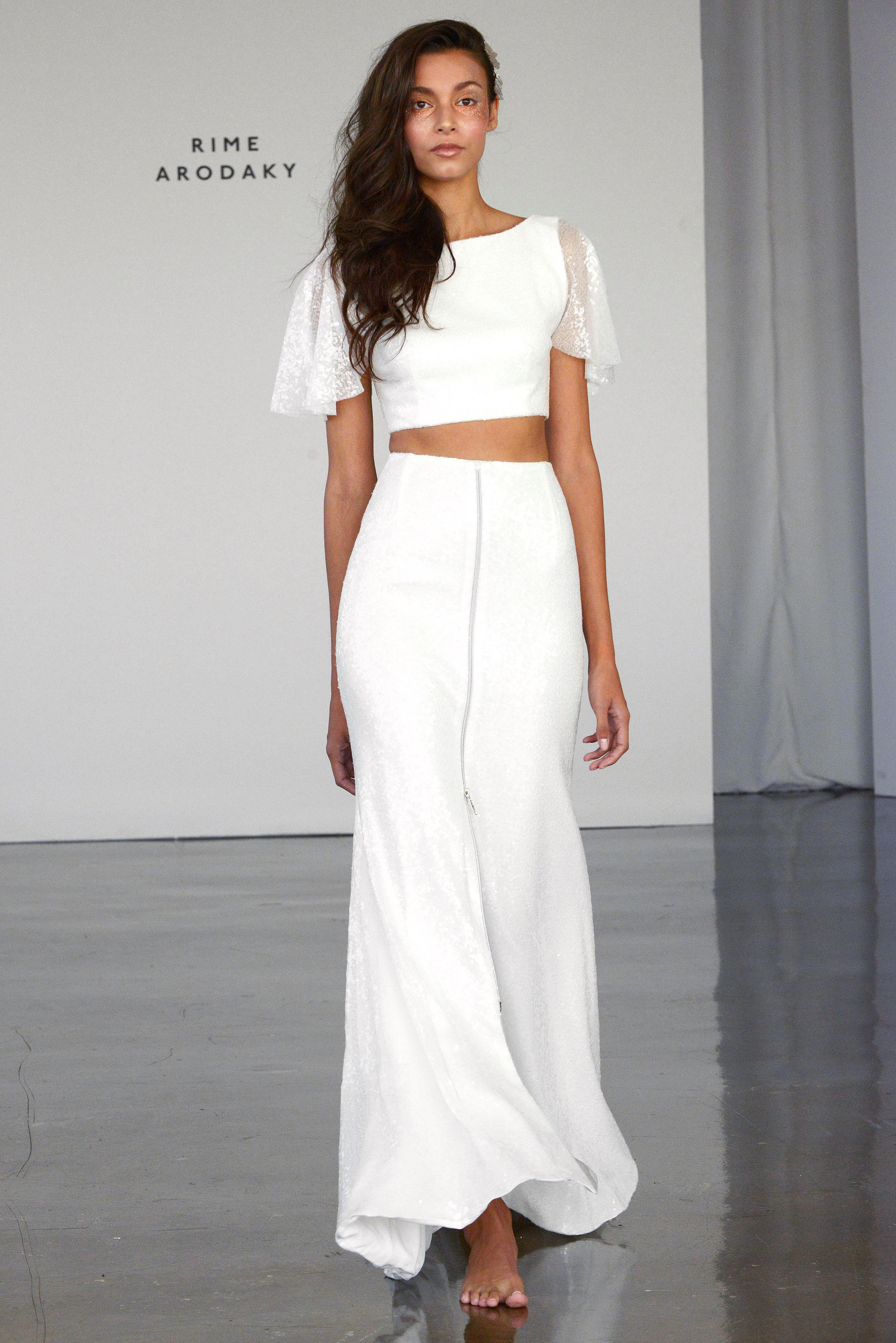 Rime Arodaky wedding dress 29 Fall 2017