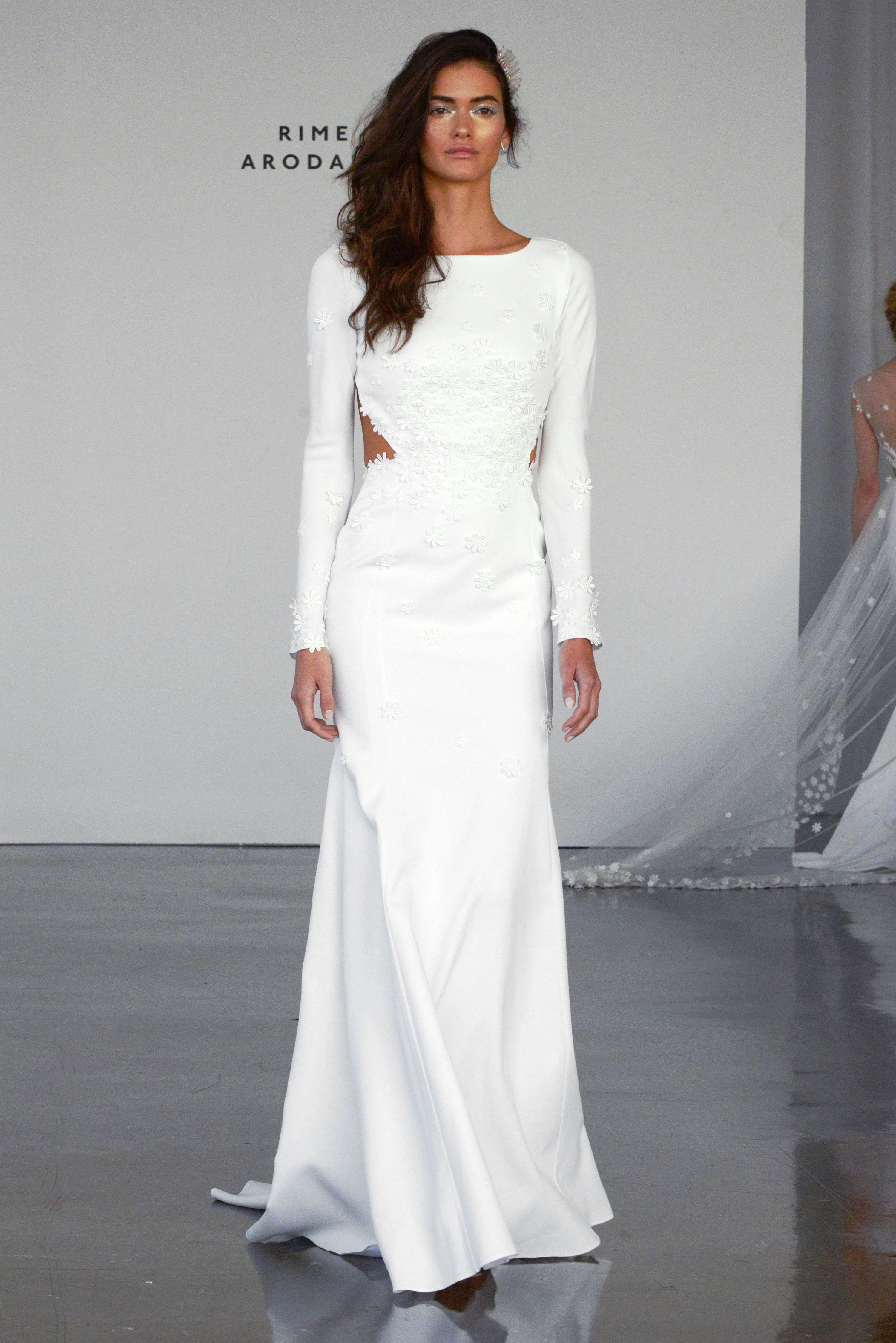 Rime Arodaky wedding dress 35 Fall 2017