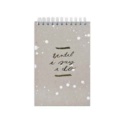 bride gift guide moglea notebook