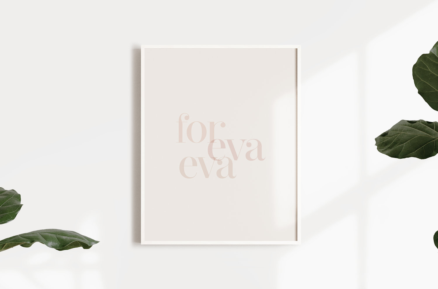 bride gift guide swell press foreva print