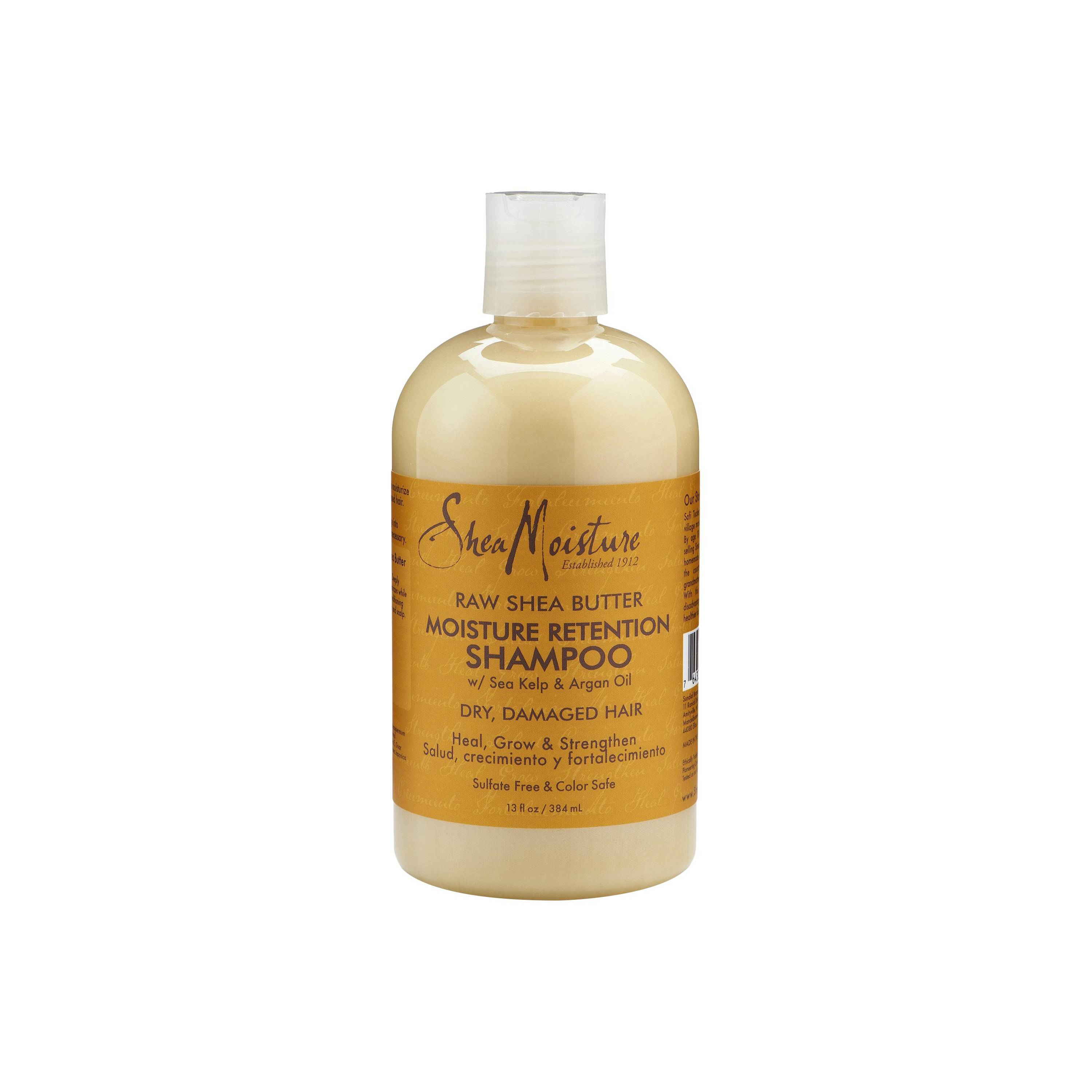 SheaMoisture Shampoo