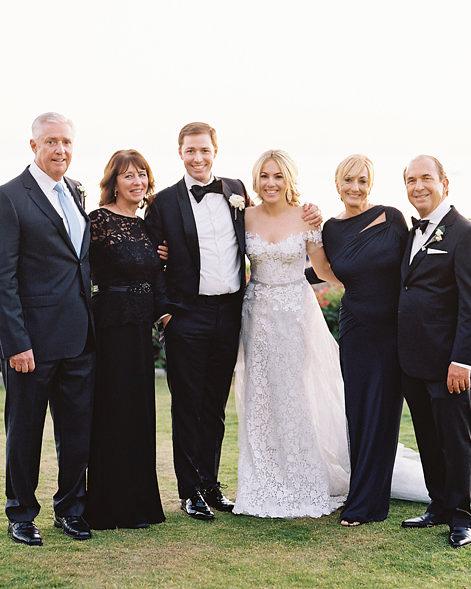 wedding parents