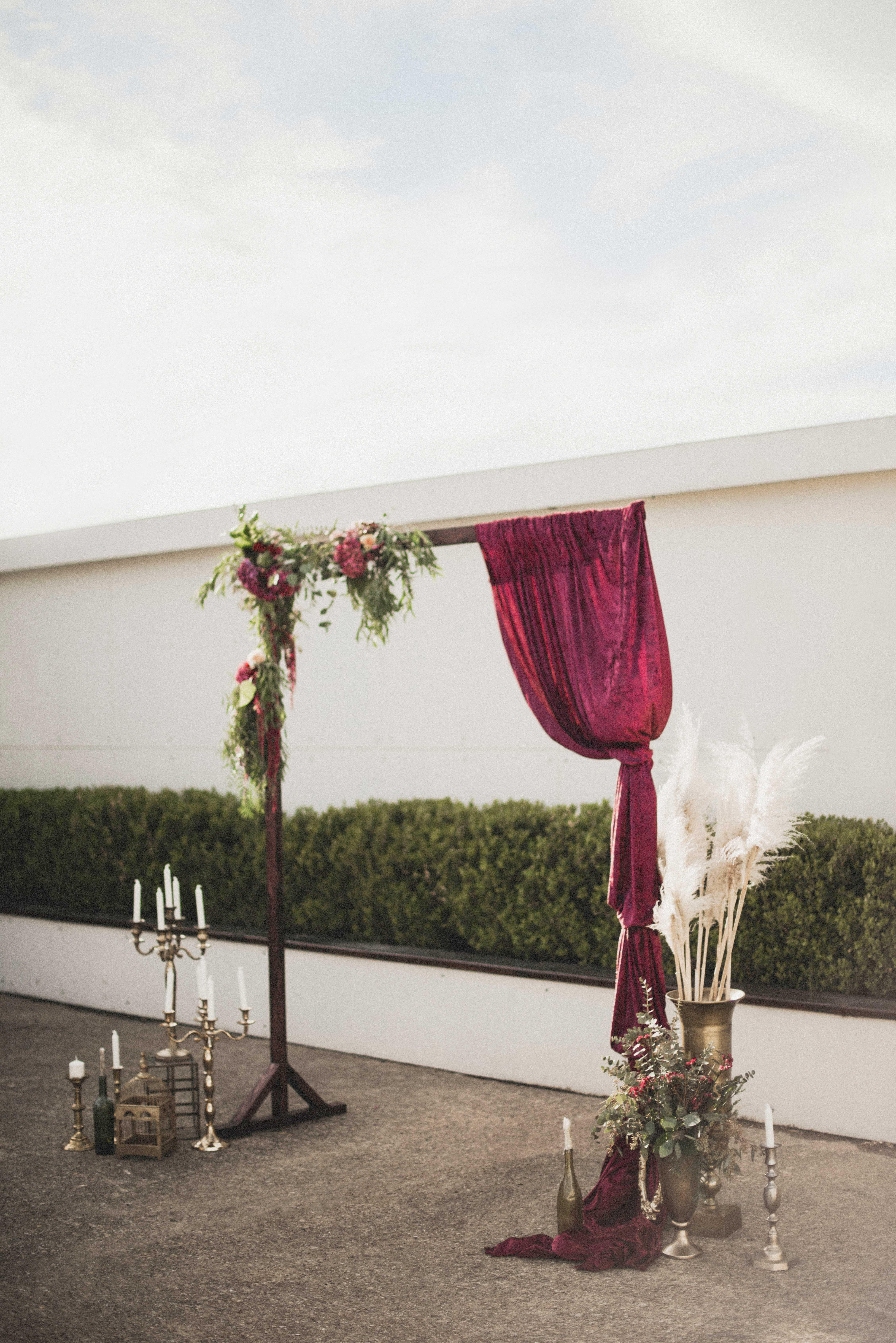 velvet wedding ideas morgan chidsey