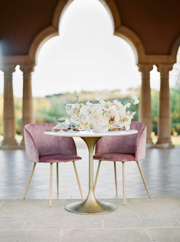 velvet wedding ideas cavin elizabeth