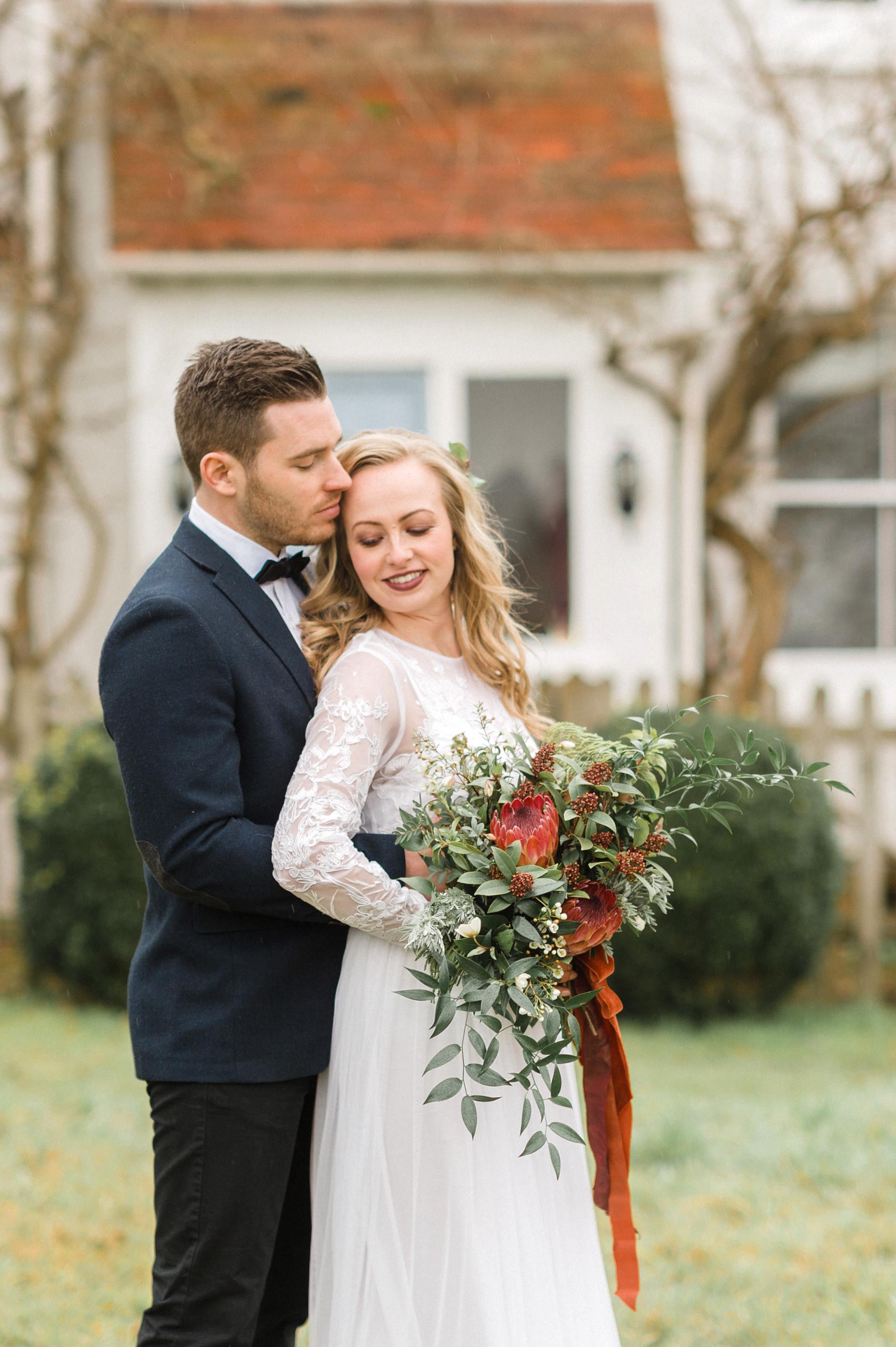 velvet wedding ideas hannah mcclune