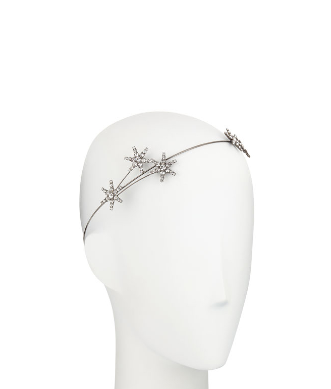 crystal bandeaux headband