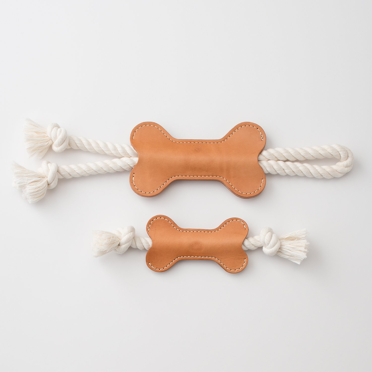 pet gift guide school house leather rope toy