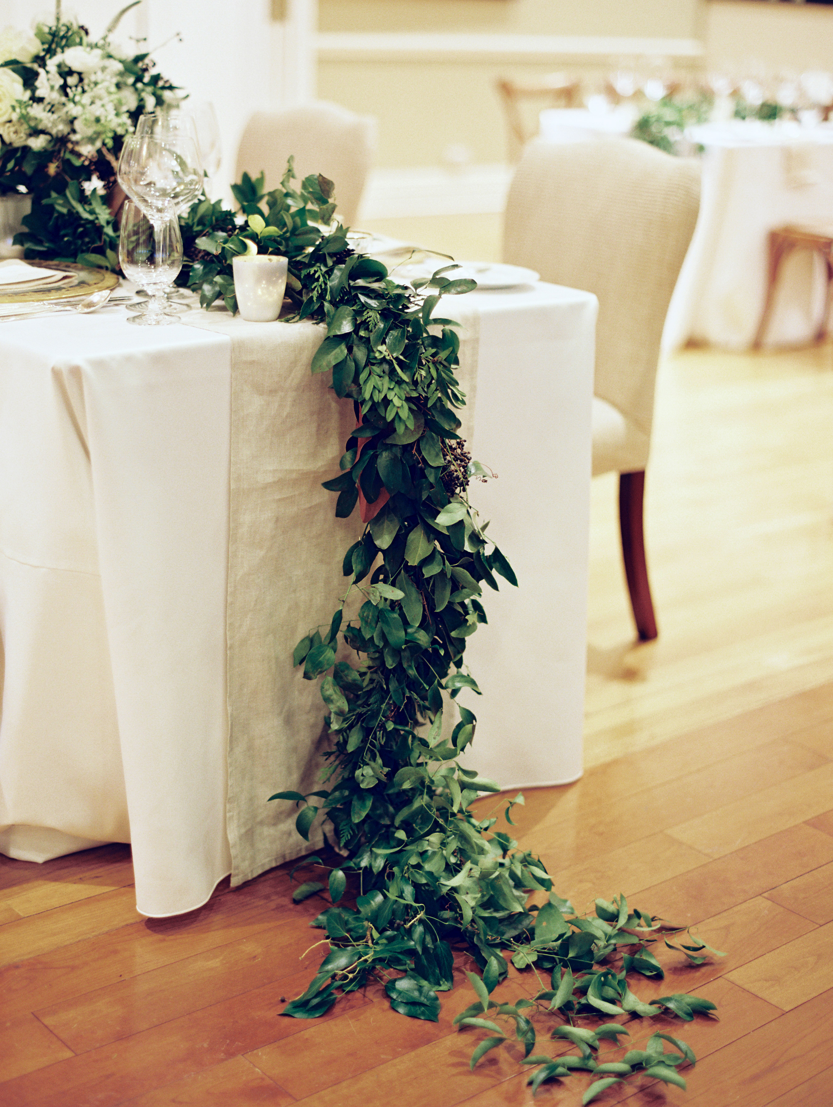 Garland tables