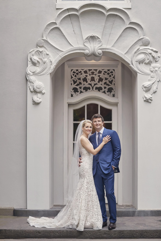 joyann jeremy wedding couple