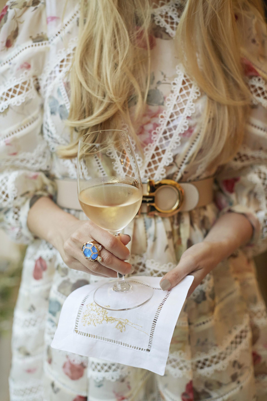 joyann jeremy wedding cocktail napkins