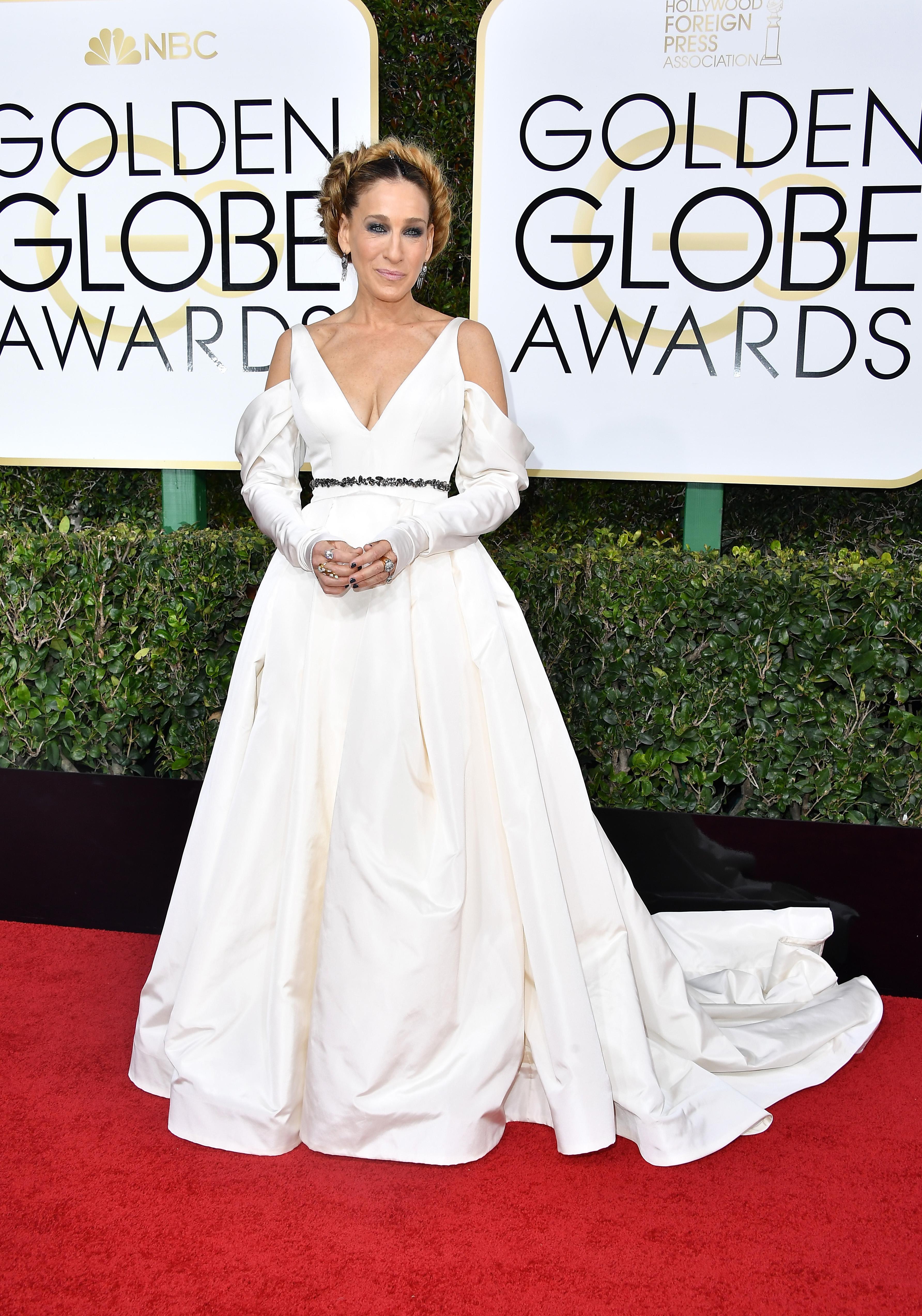 Sarah Jessica Parker Golden Globes 2017
