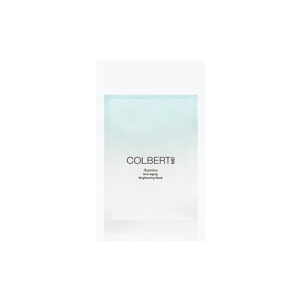 colbert md anti aging brightening face mask