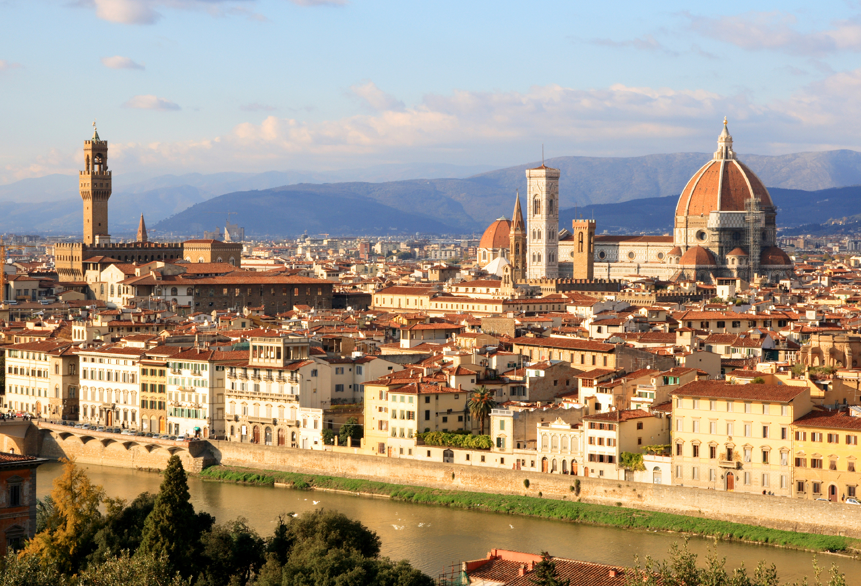 romantic destination italy florence