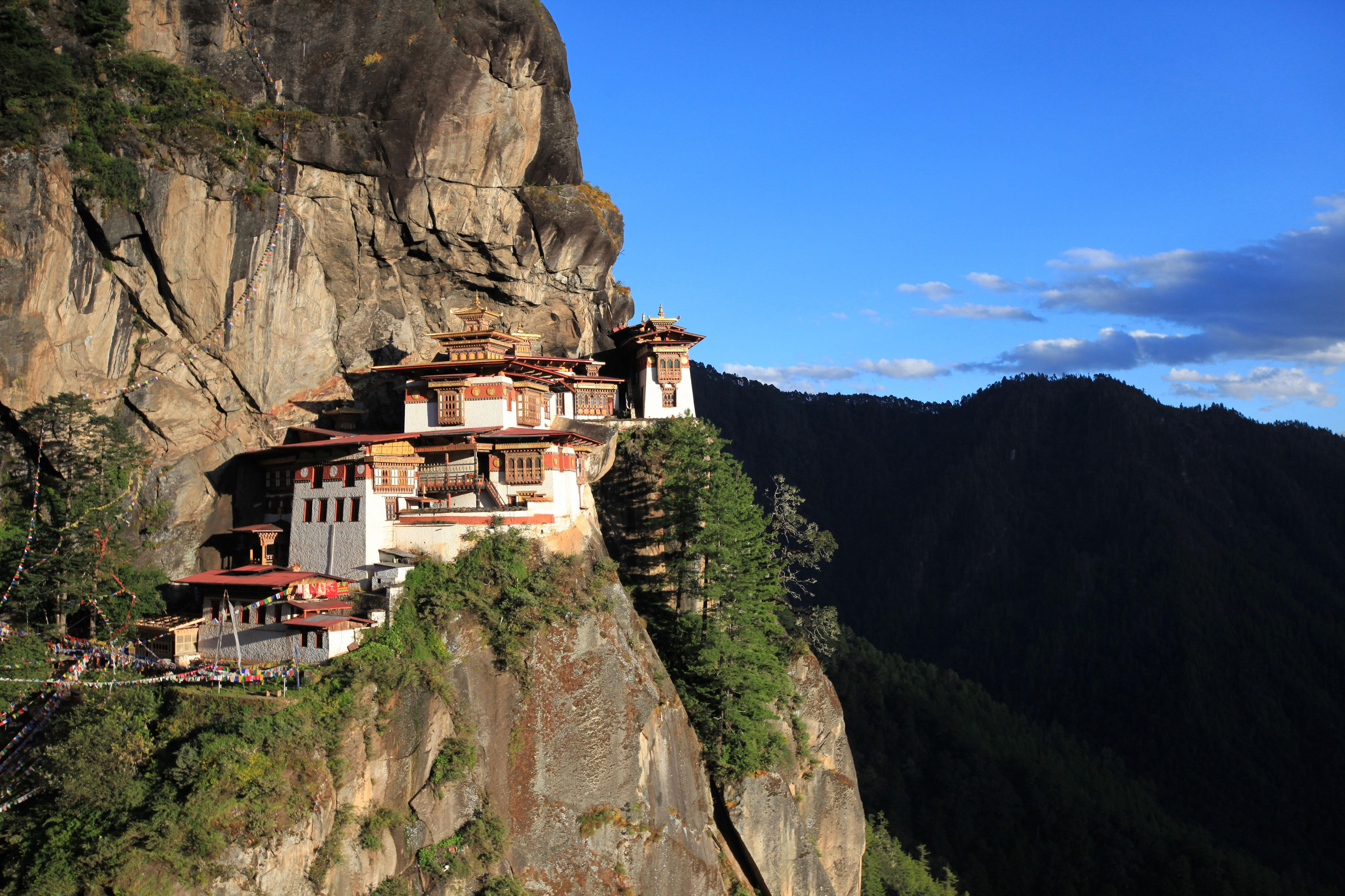 romantic destination bhutan tigers nest