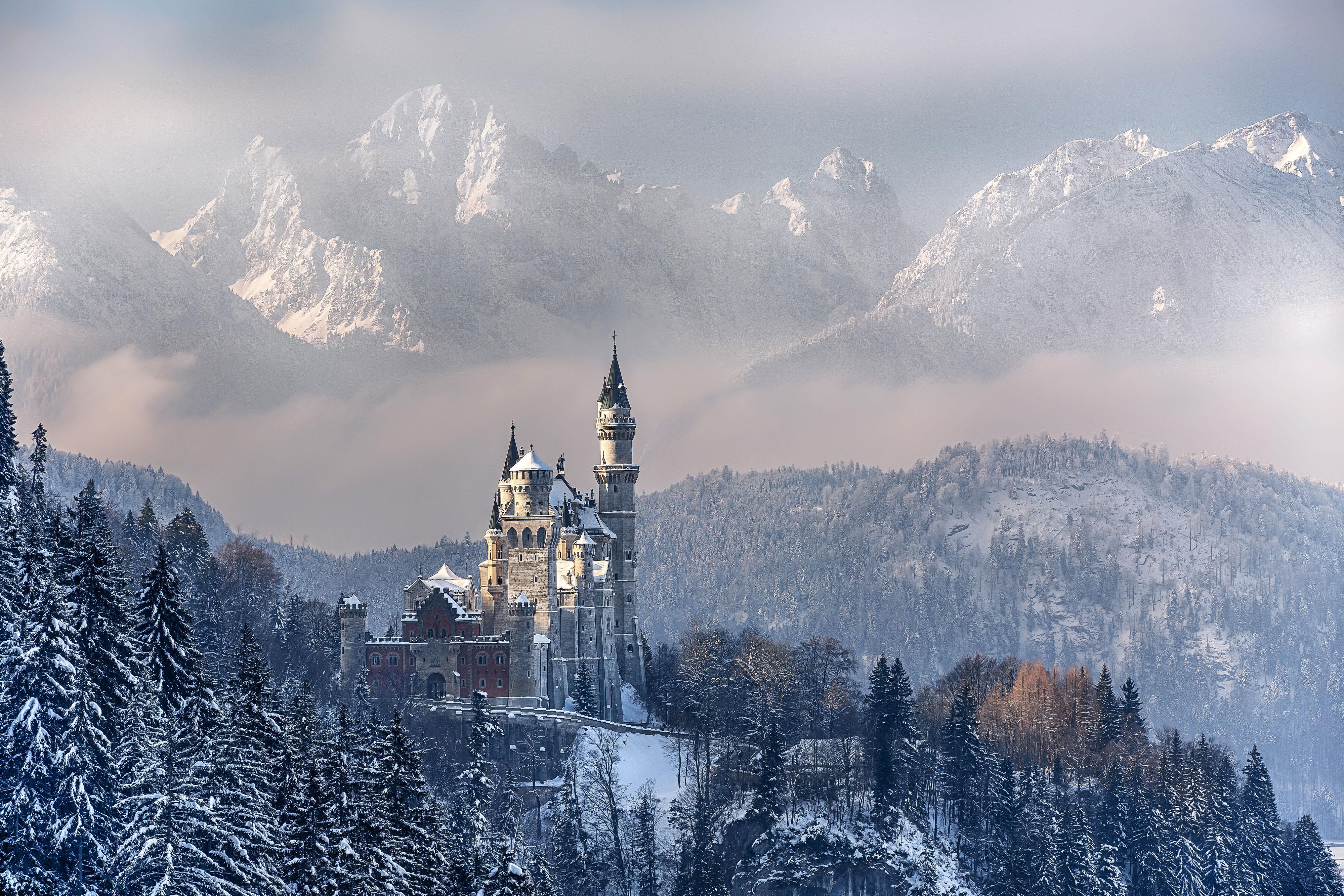 romantic destination neuschwanstein castle germany