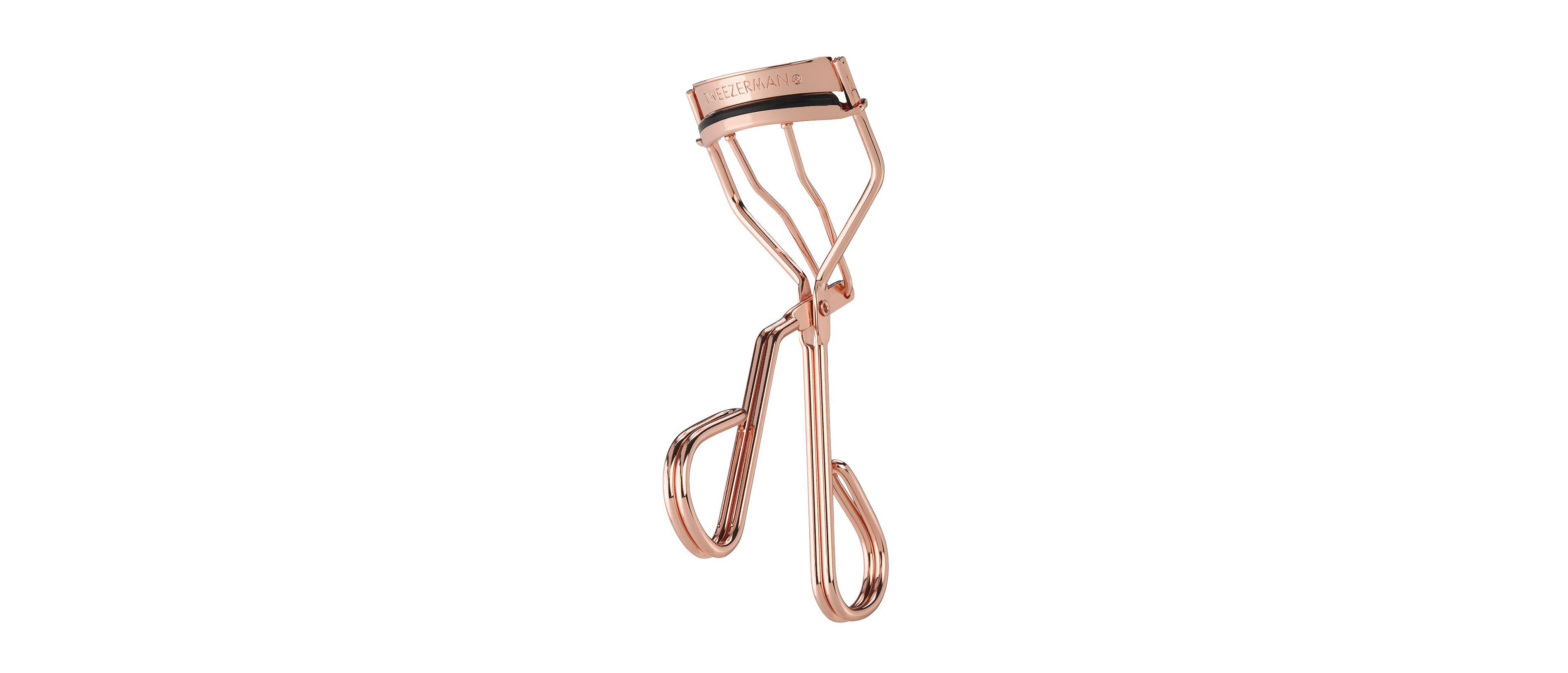 rose gold tweezerman procurl lash curler