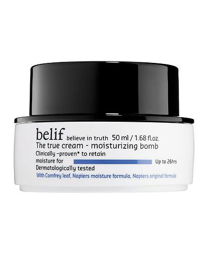 belif true cream moisturizing