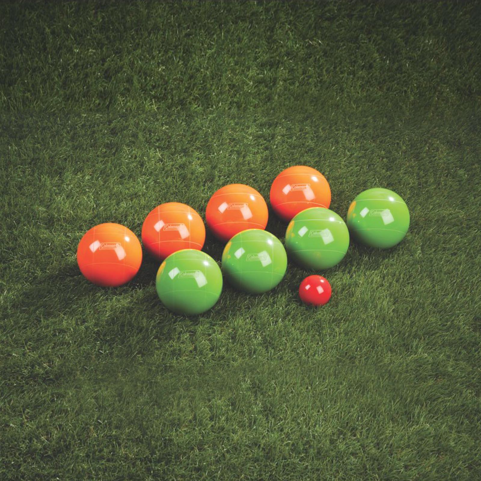 coleman bocce ball set