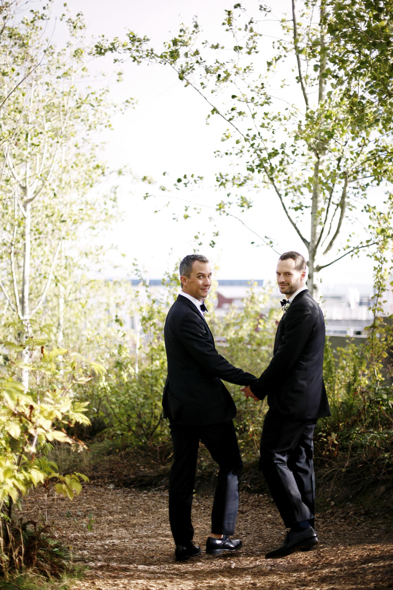 tommy steve wedding couple