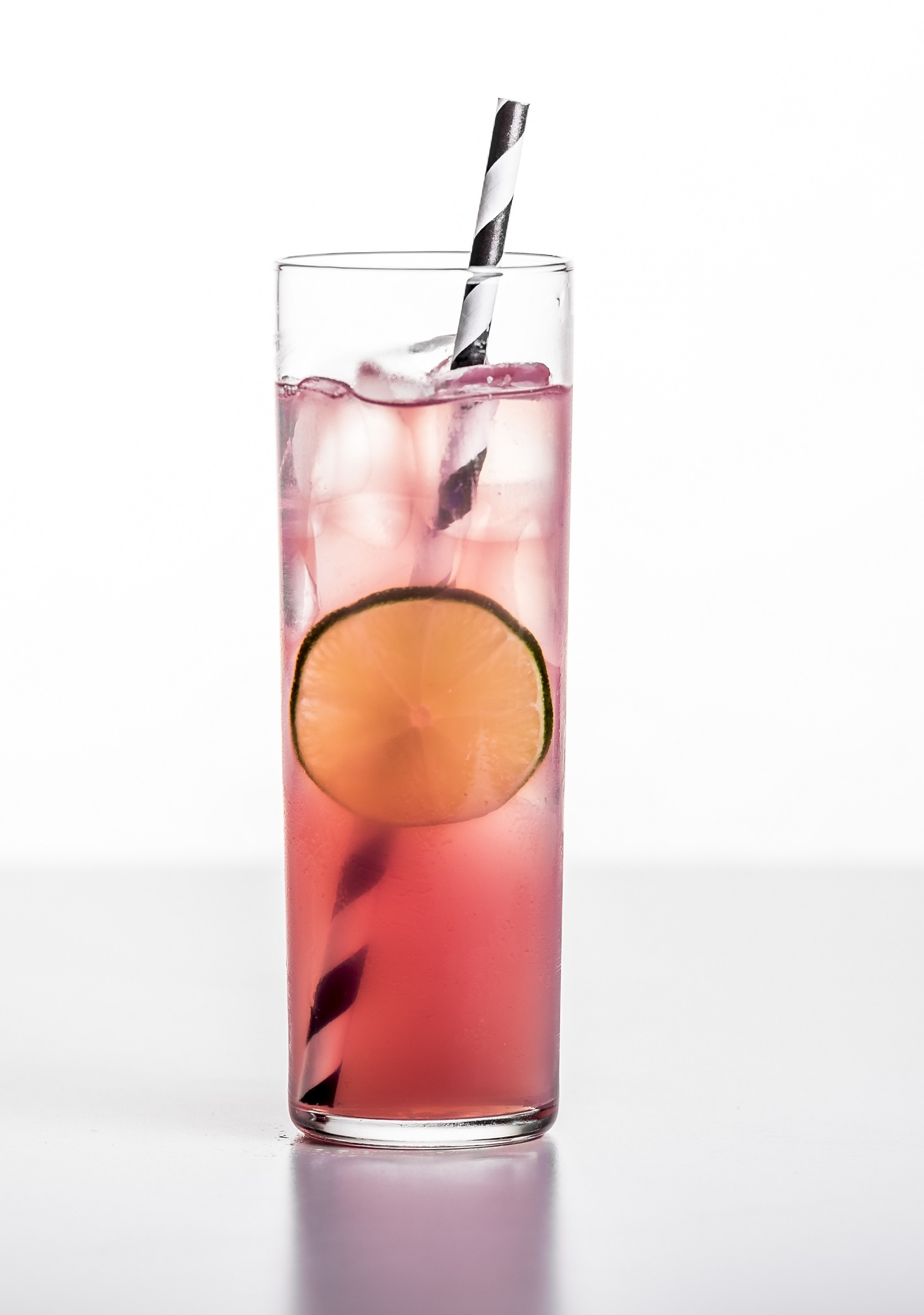 Cranberry Collins Cocktail
