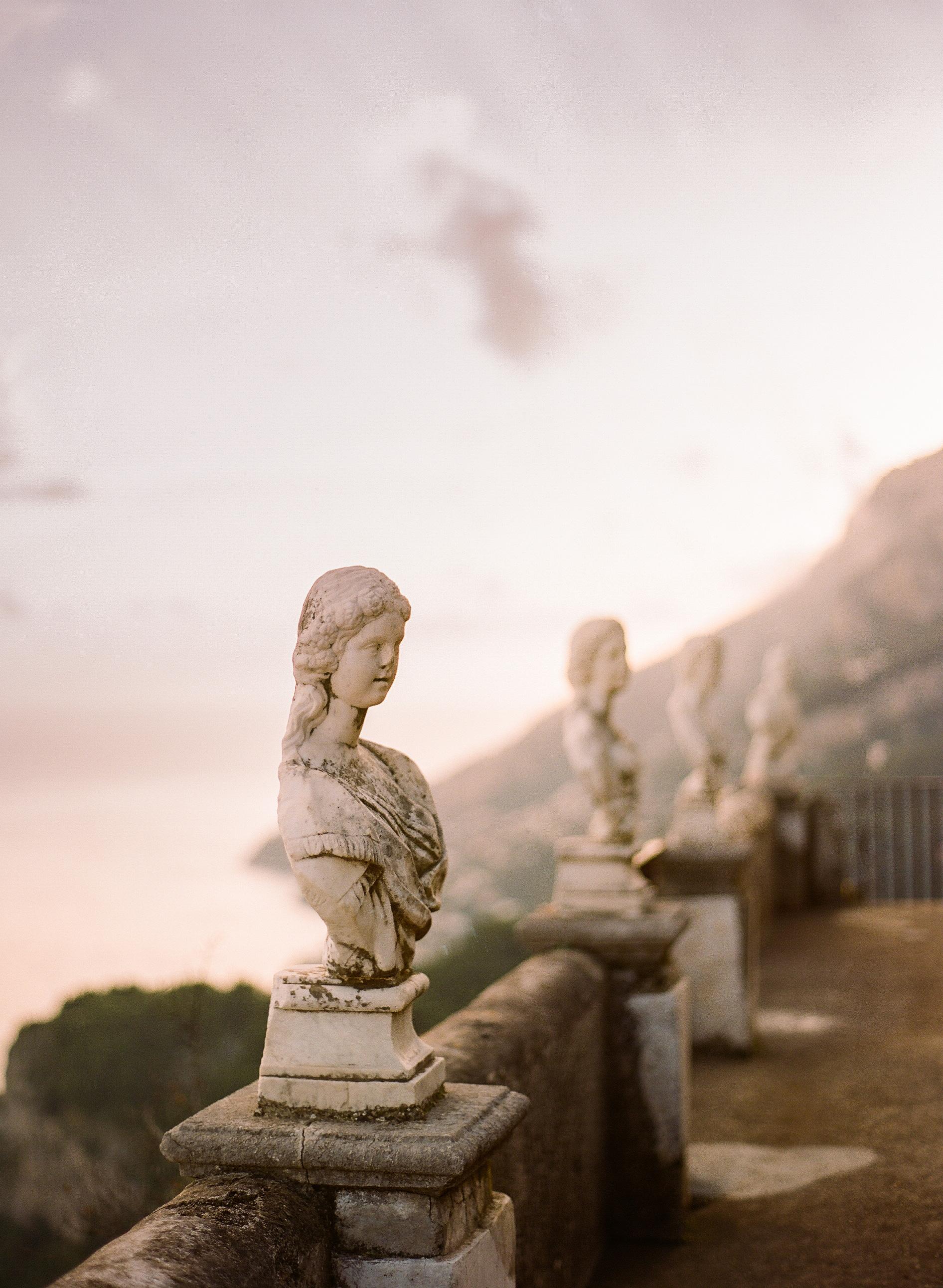 Italy statue