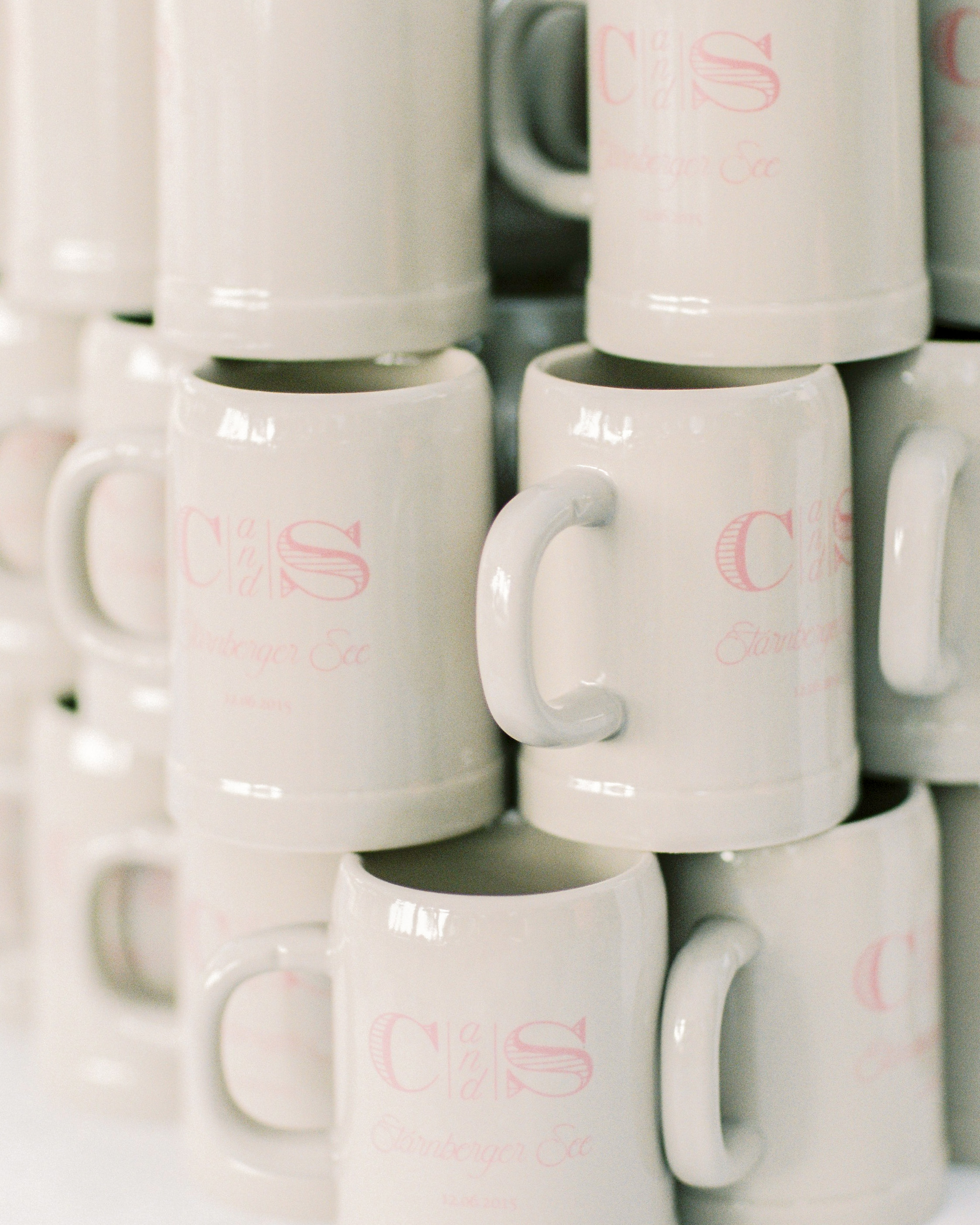 Mug Wedding Favors