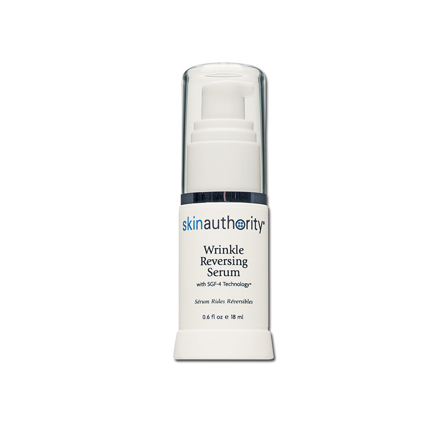 Skin Authority Wrinkle Reversing Serum