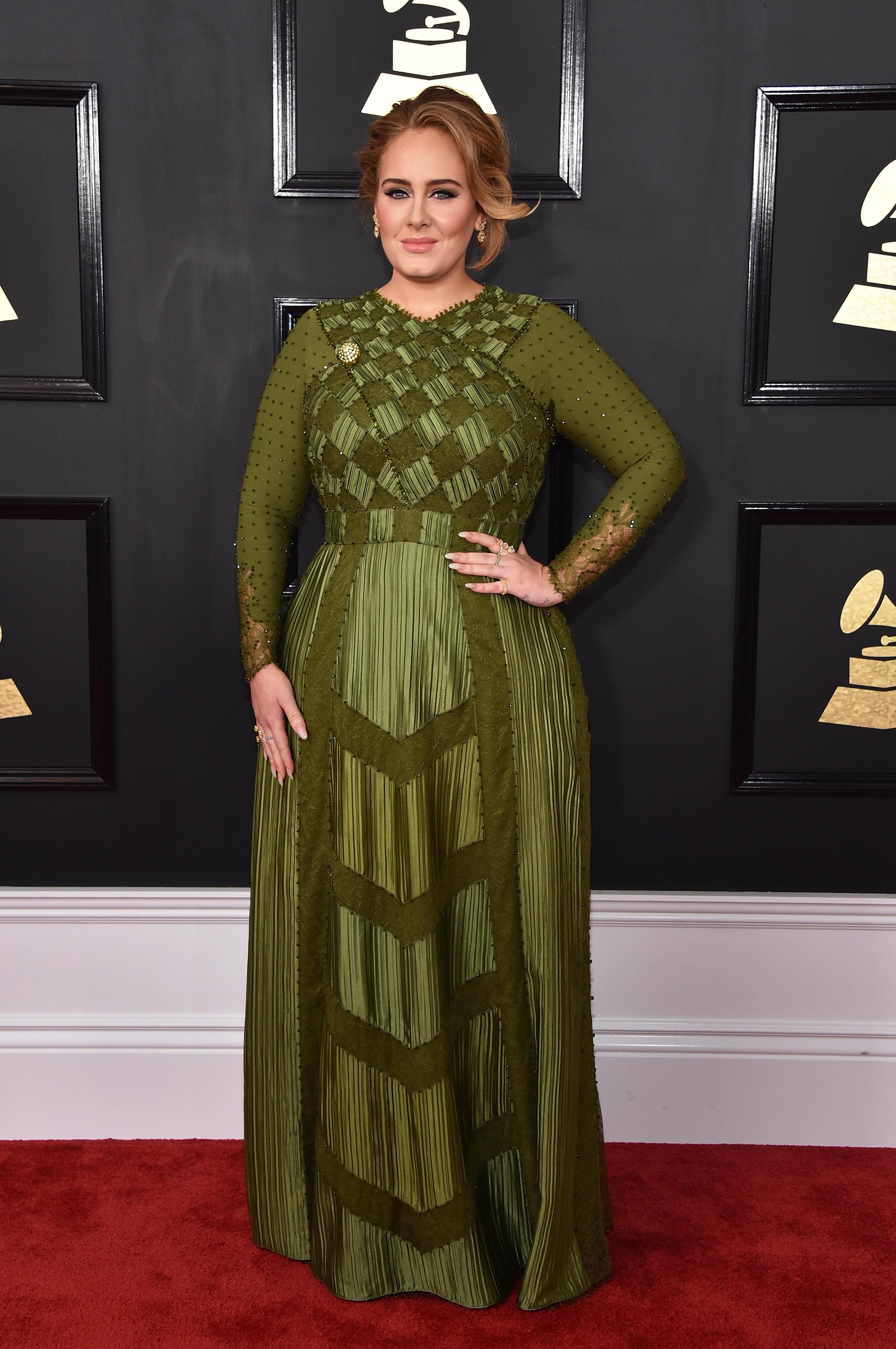 Adele Grammy Awards 2017