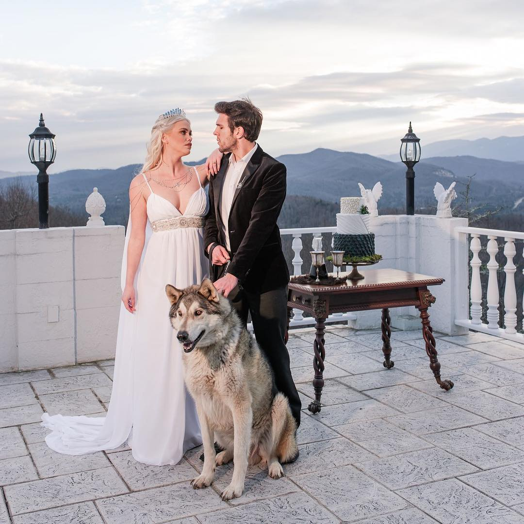This  Game of Thrones  Wedding Inspiration Shoot Is Incredible