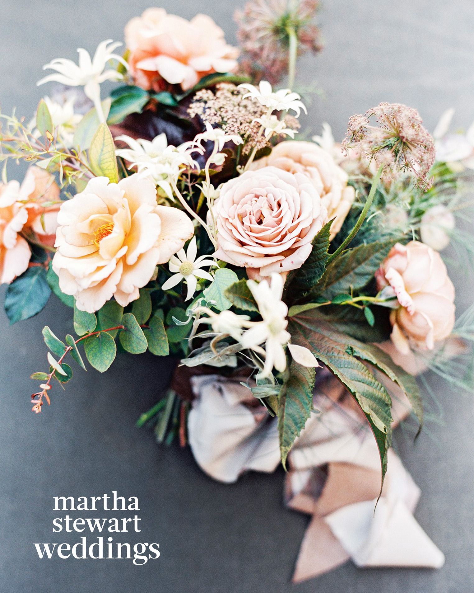 Steven Yeun Walking Dead Wedding bouquet