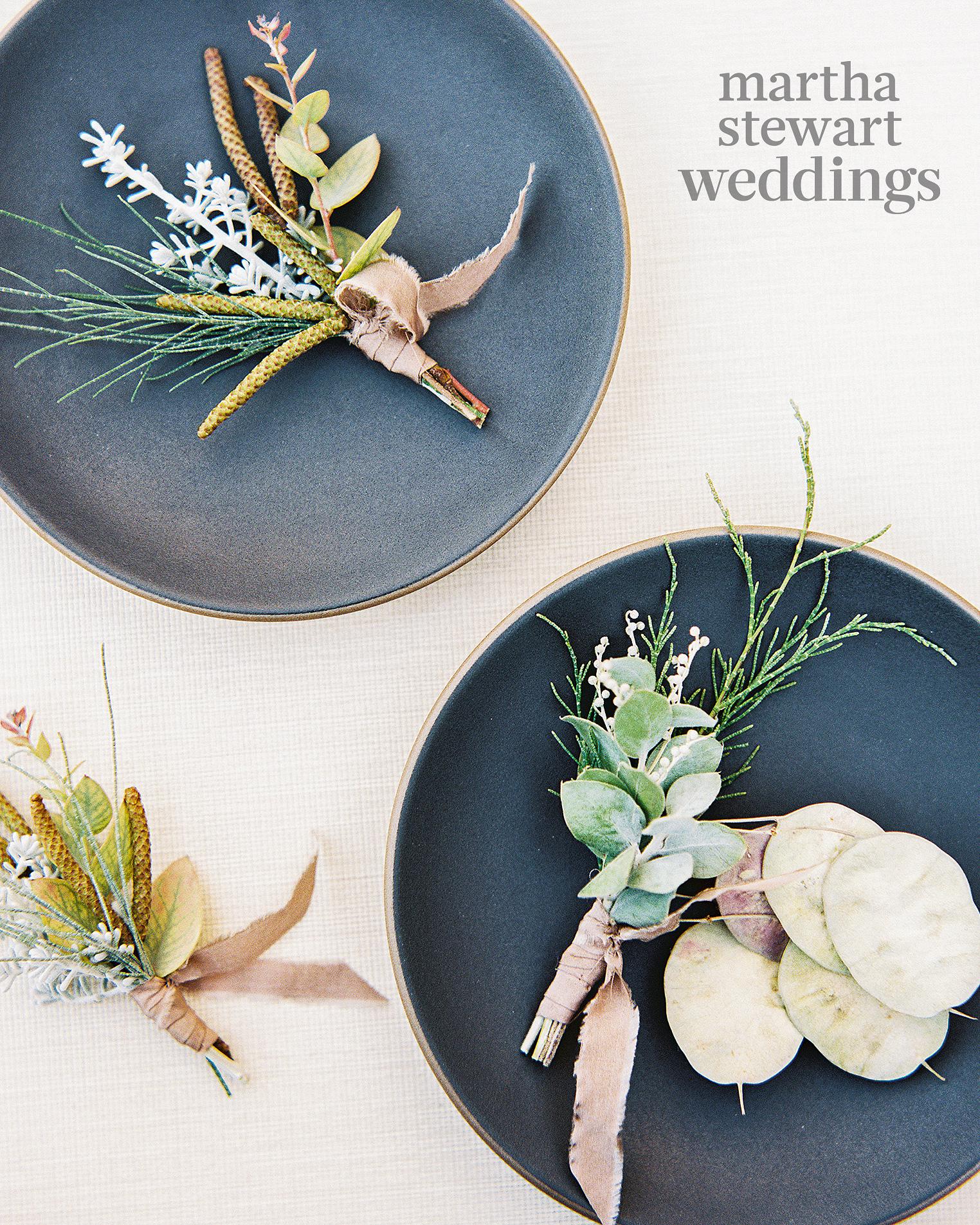 Steven Yeun Walking Dead Wedding boutonnieres