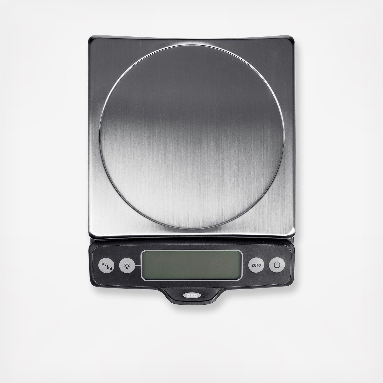oxo digital food scale