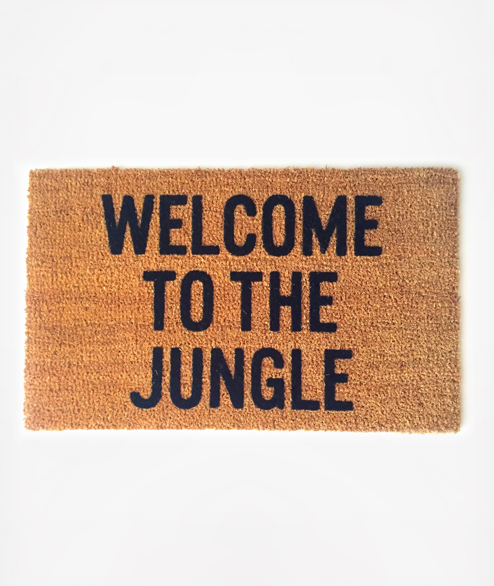 reed wilson welcome to the jungle doormat