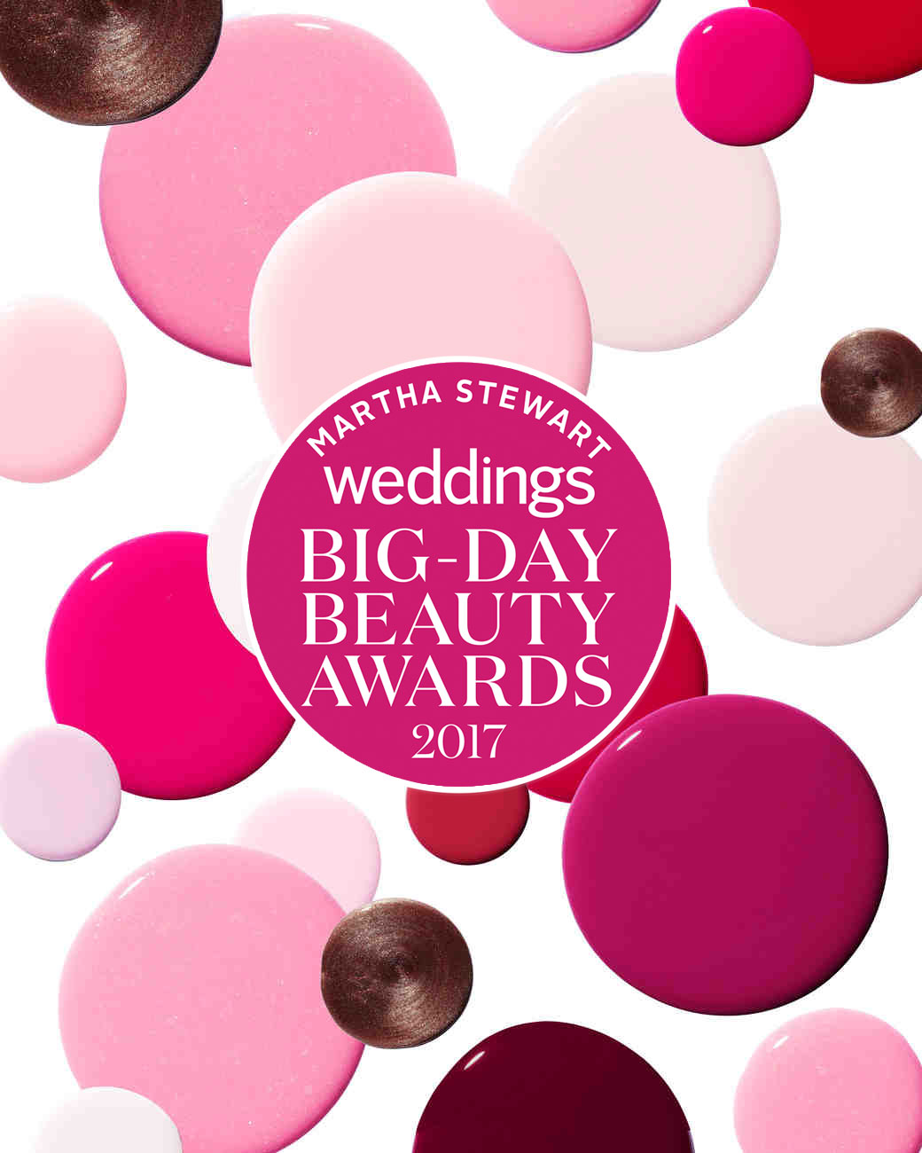 Big-Day Beauty Awards 2017: The 45 Best Beauty Products for Brides