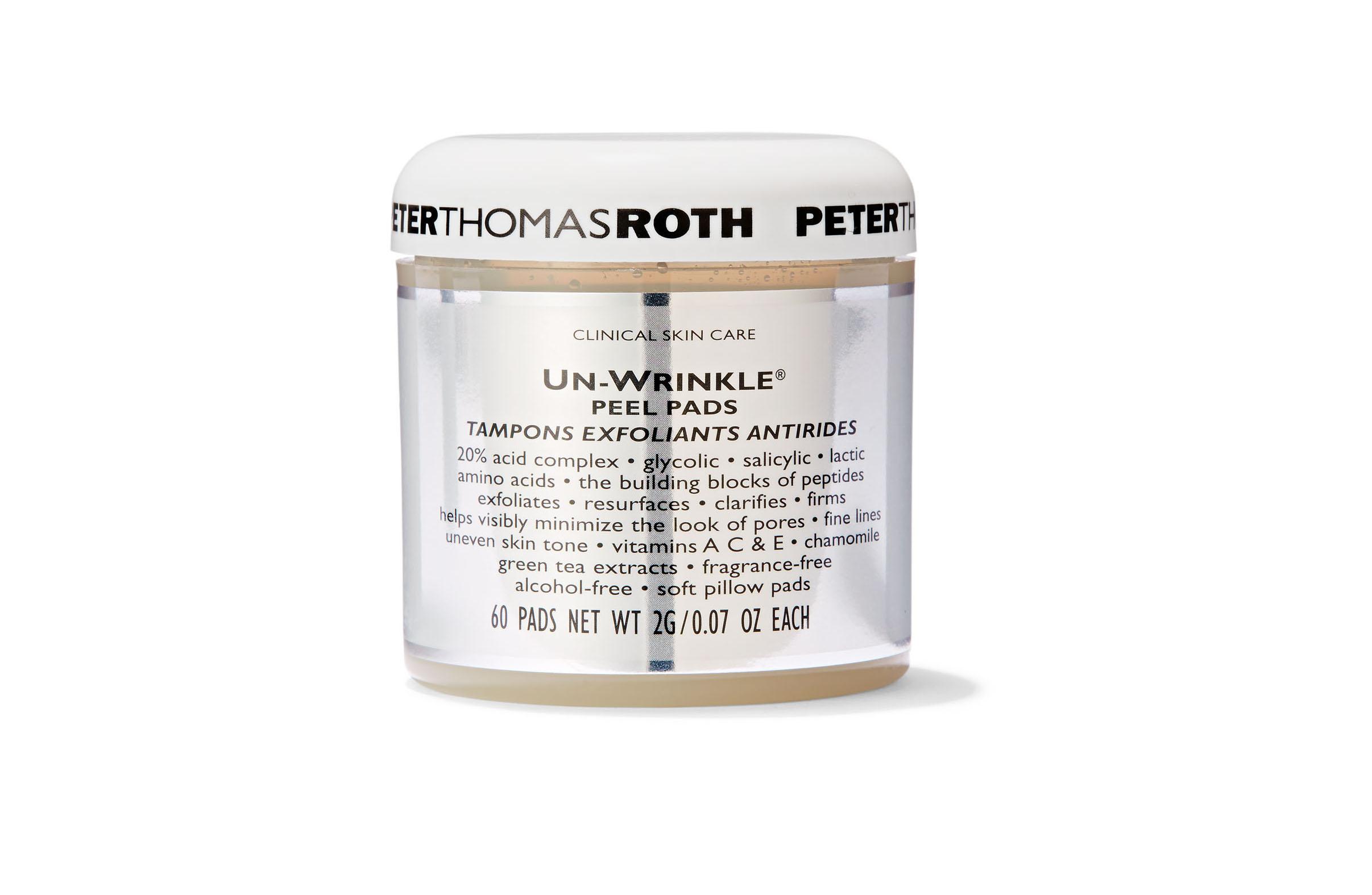 peter thomas roth un wrinkle peel pad