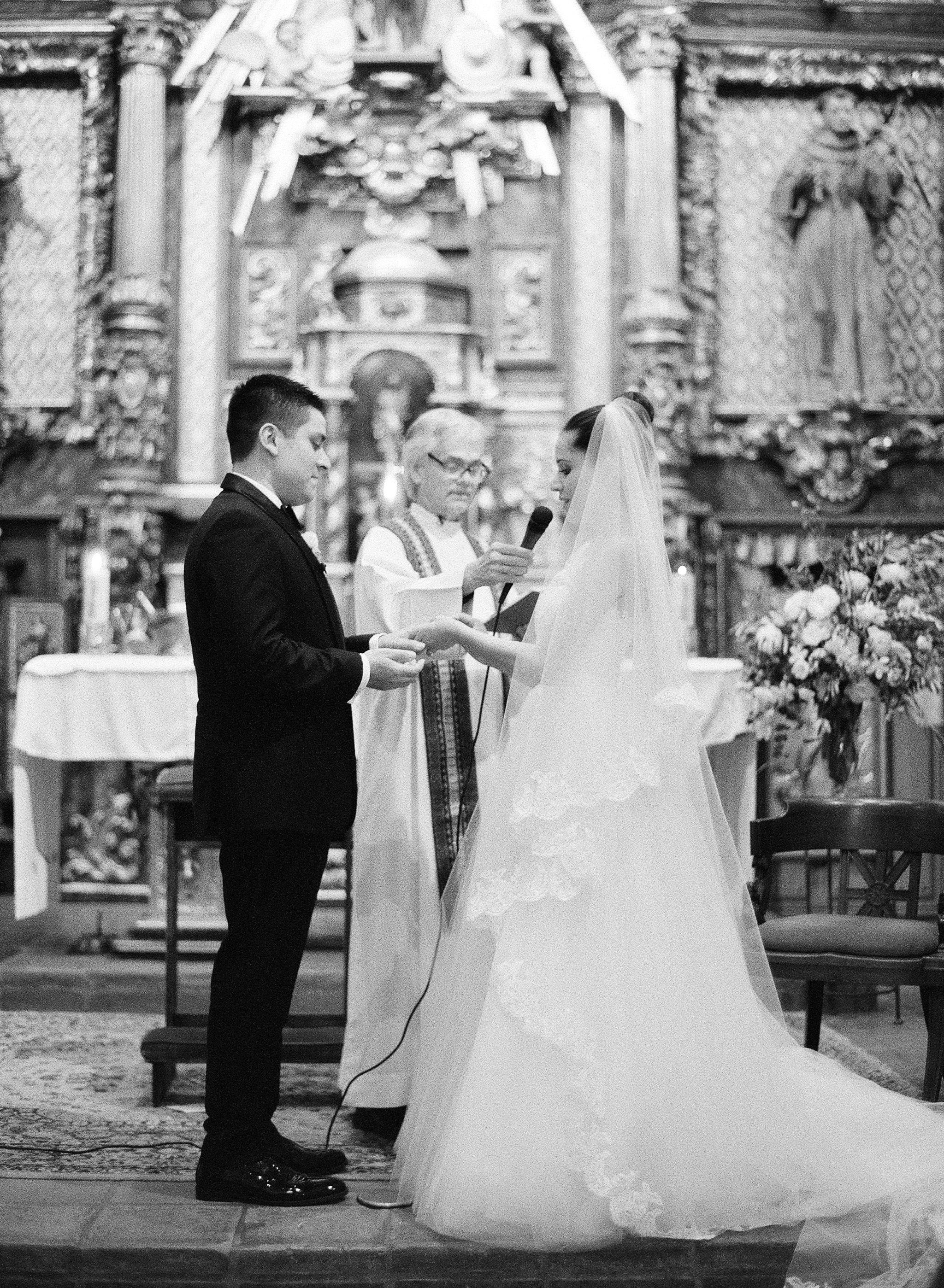 aislinn and eric church wedding ceremony