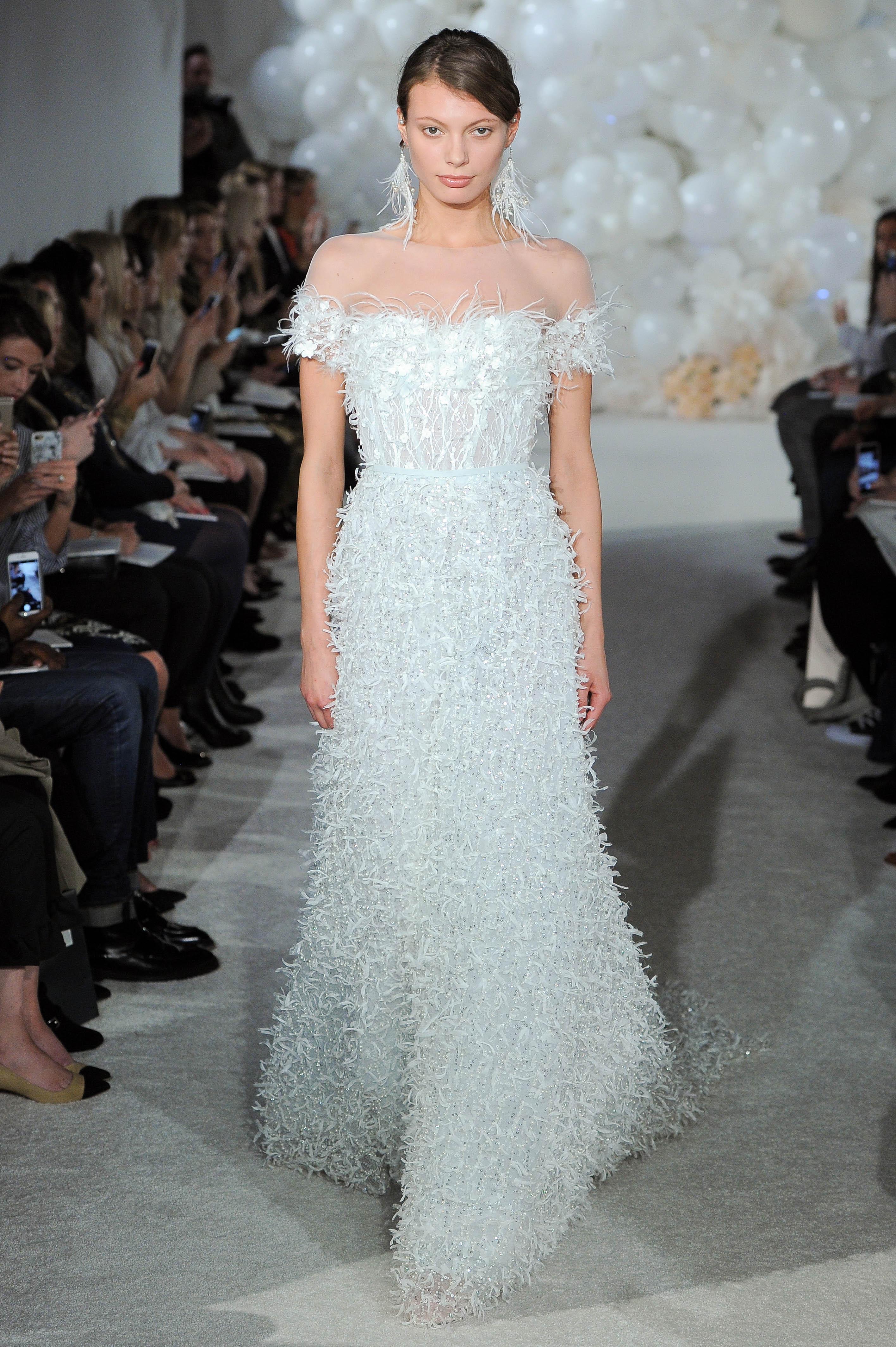mira zwillinger wedding dress spring 2018 cap sleeve