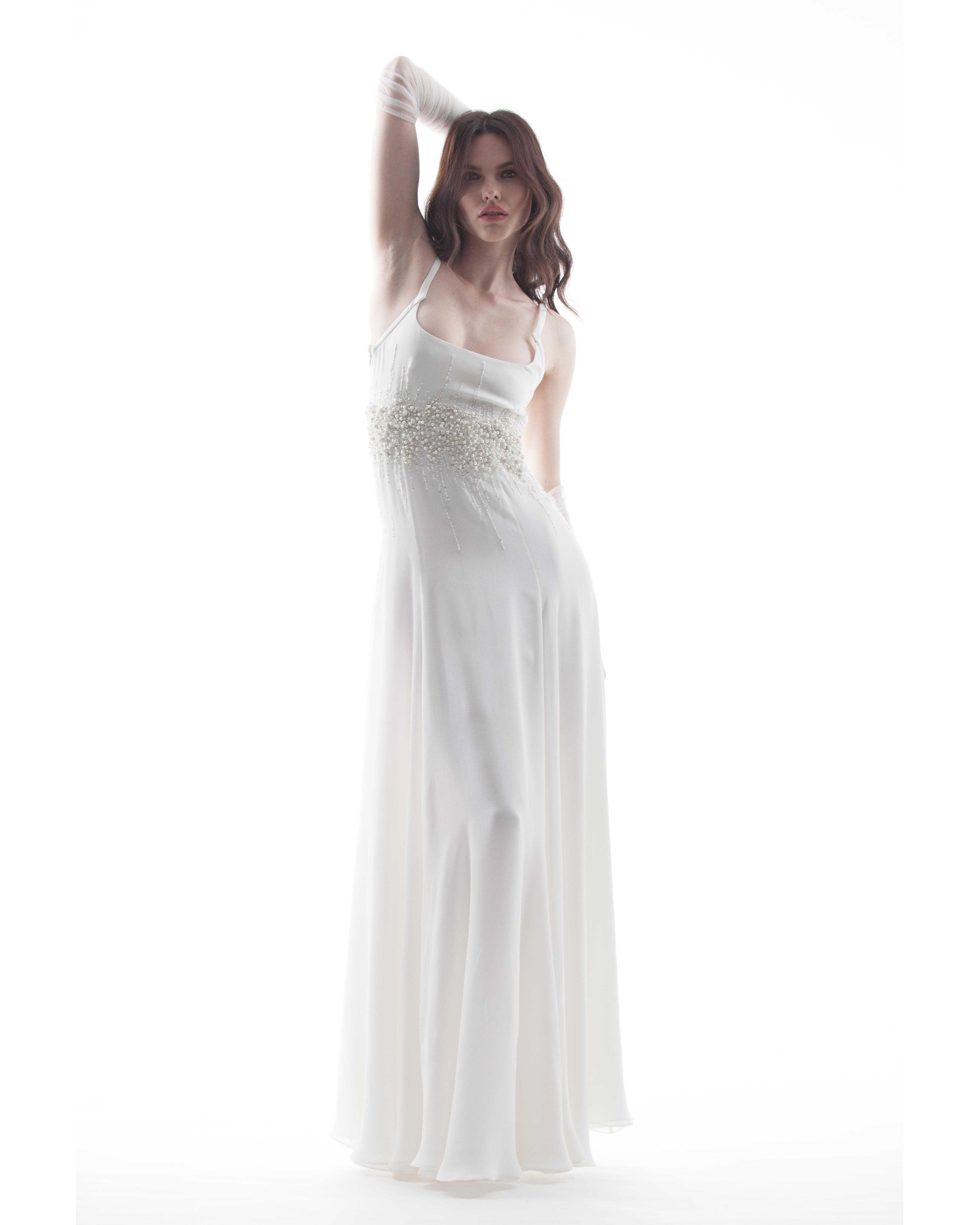 houghton wedding dress spring 2018