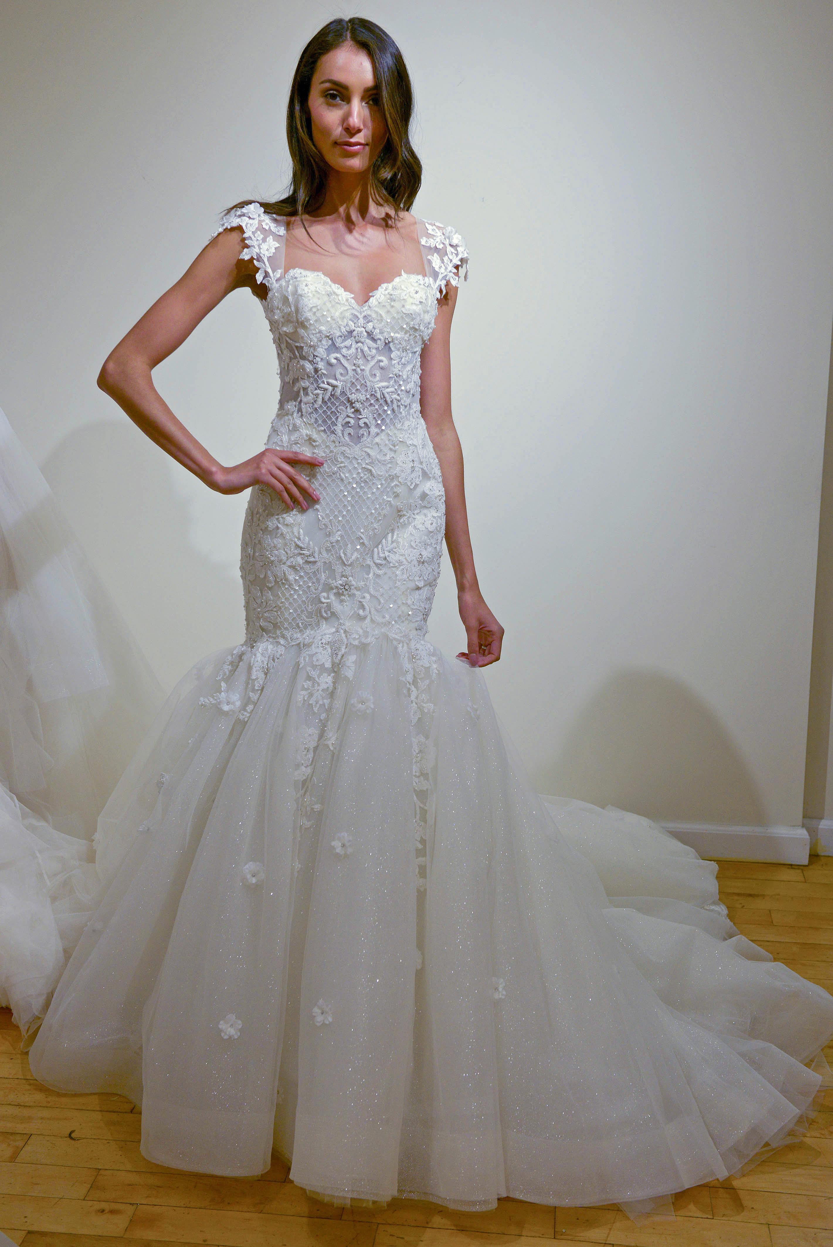 eve of milady sweetheart mermaid wedding dress spring 2018