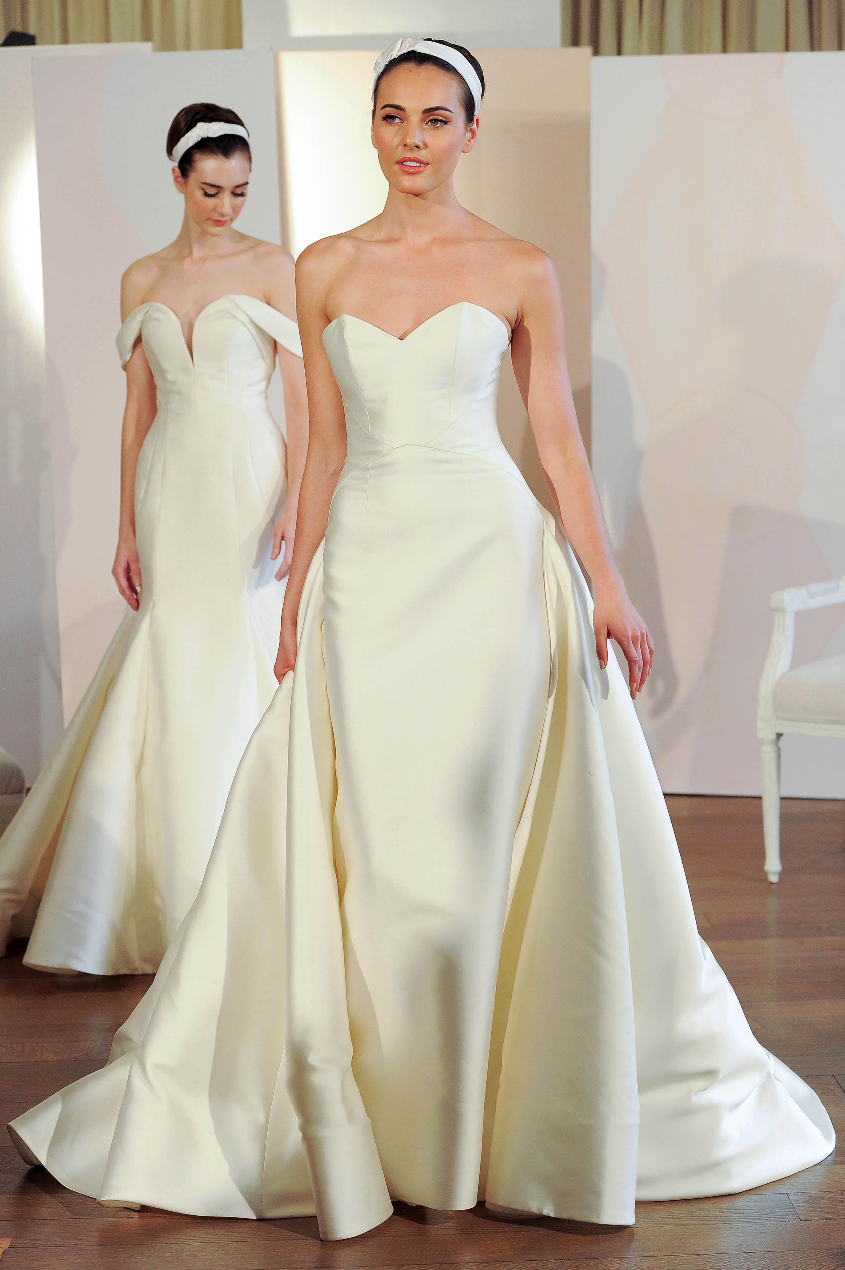 anne barge sweatheart a-line wedding dress spring 2018