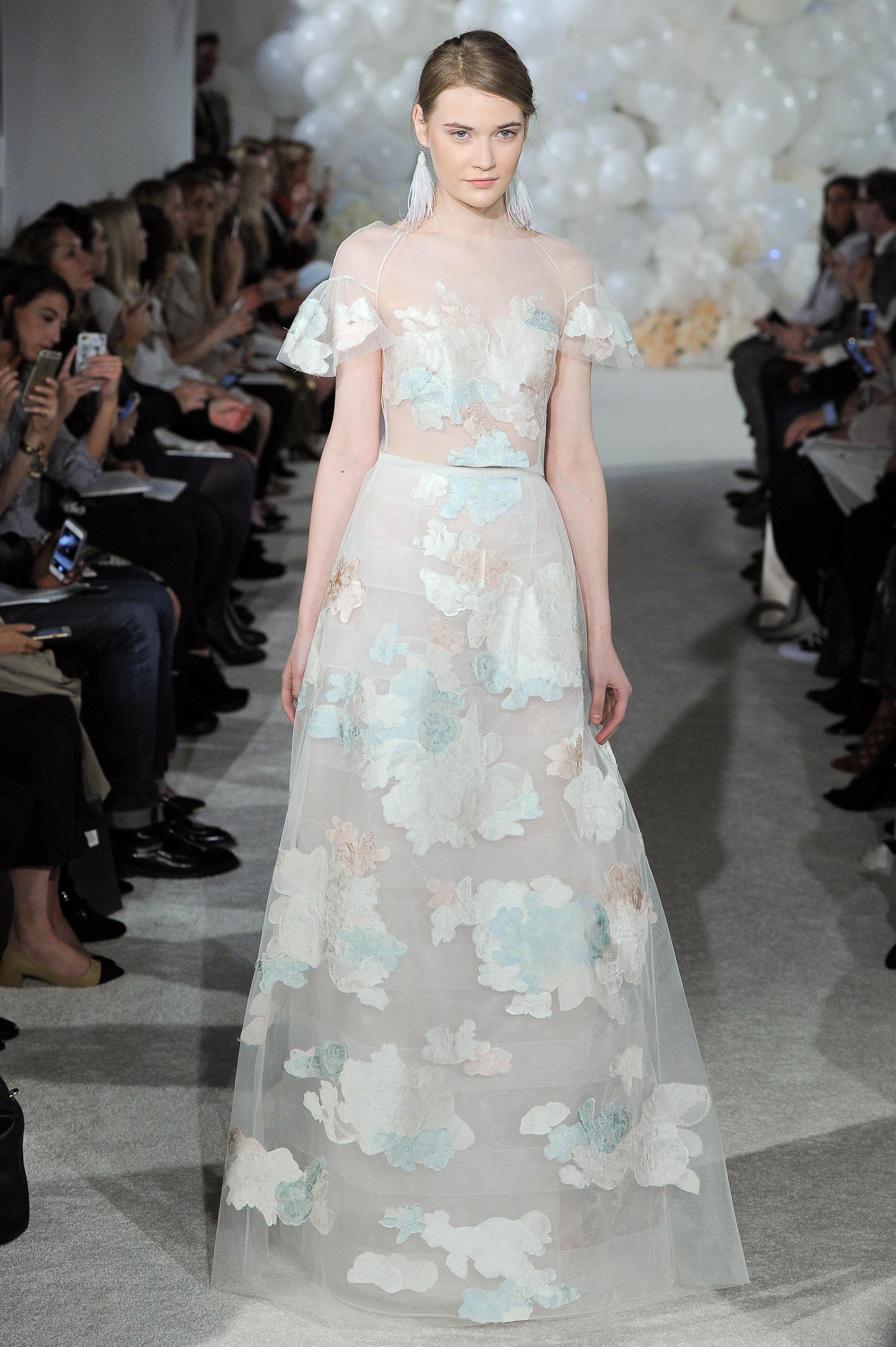 mira zwillinger wedding dress spring 2018 illusion cap sleeve