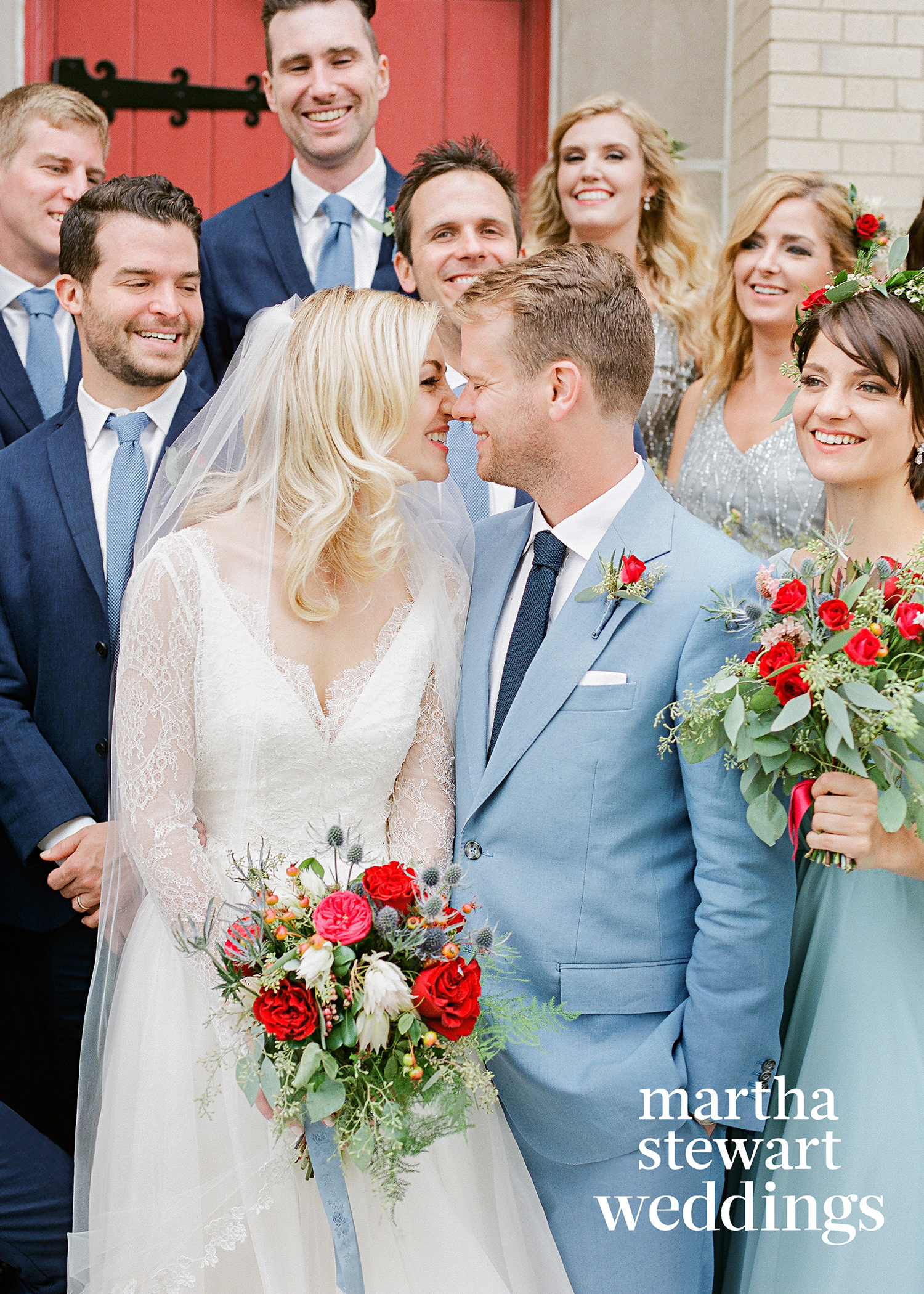 Exclusive:  Odd Mom Out  Star's Abby Elliott and Bill Kennedy's Wedding Photos
