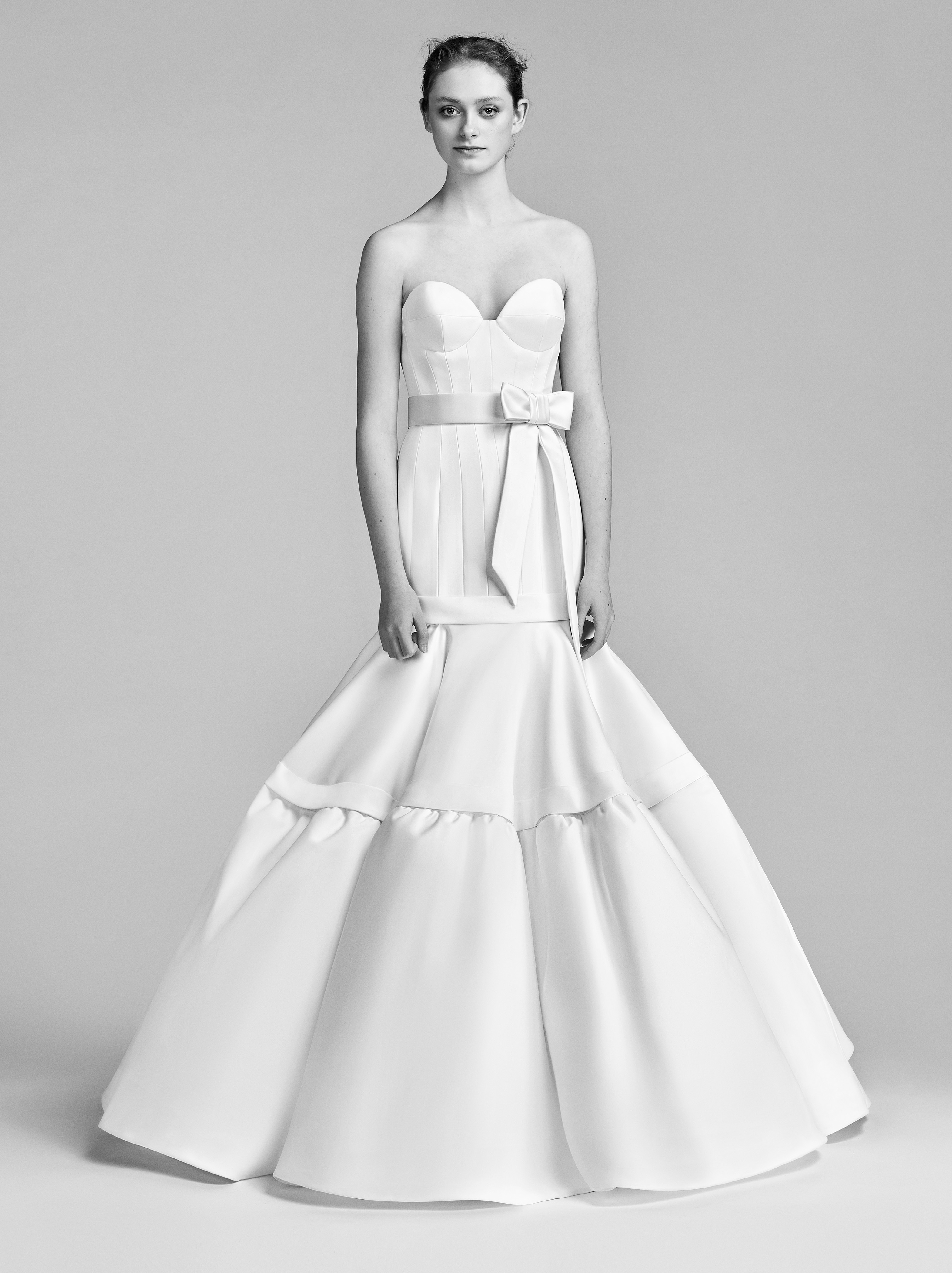 Viktor&Rolf Mermaid Wedding Dress with Sweetheart Neckline Spring 2018