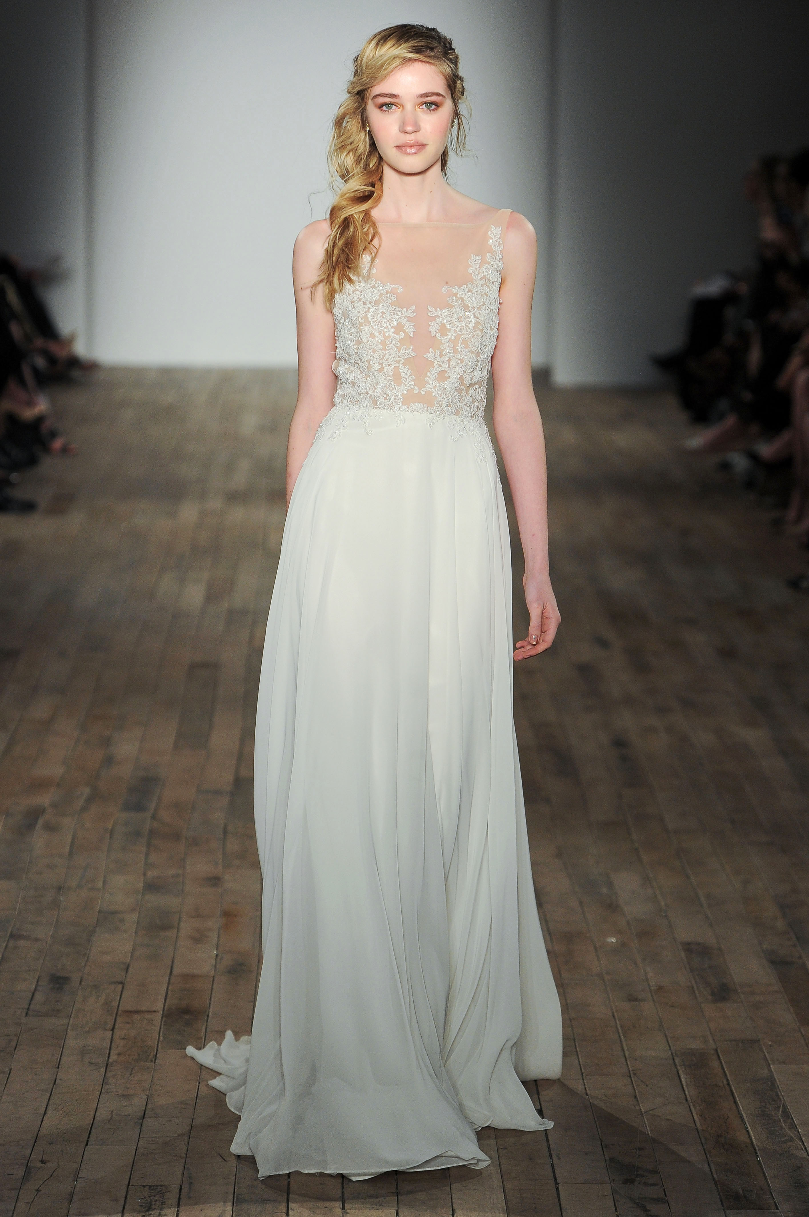 jlm tara keely embellished flowy wedding dress spring 2018