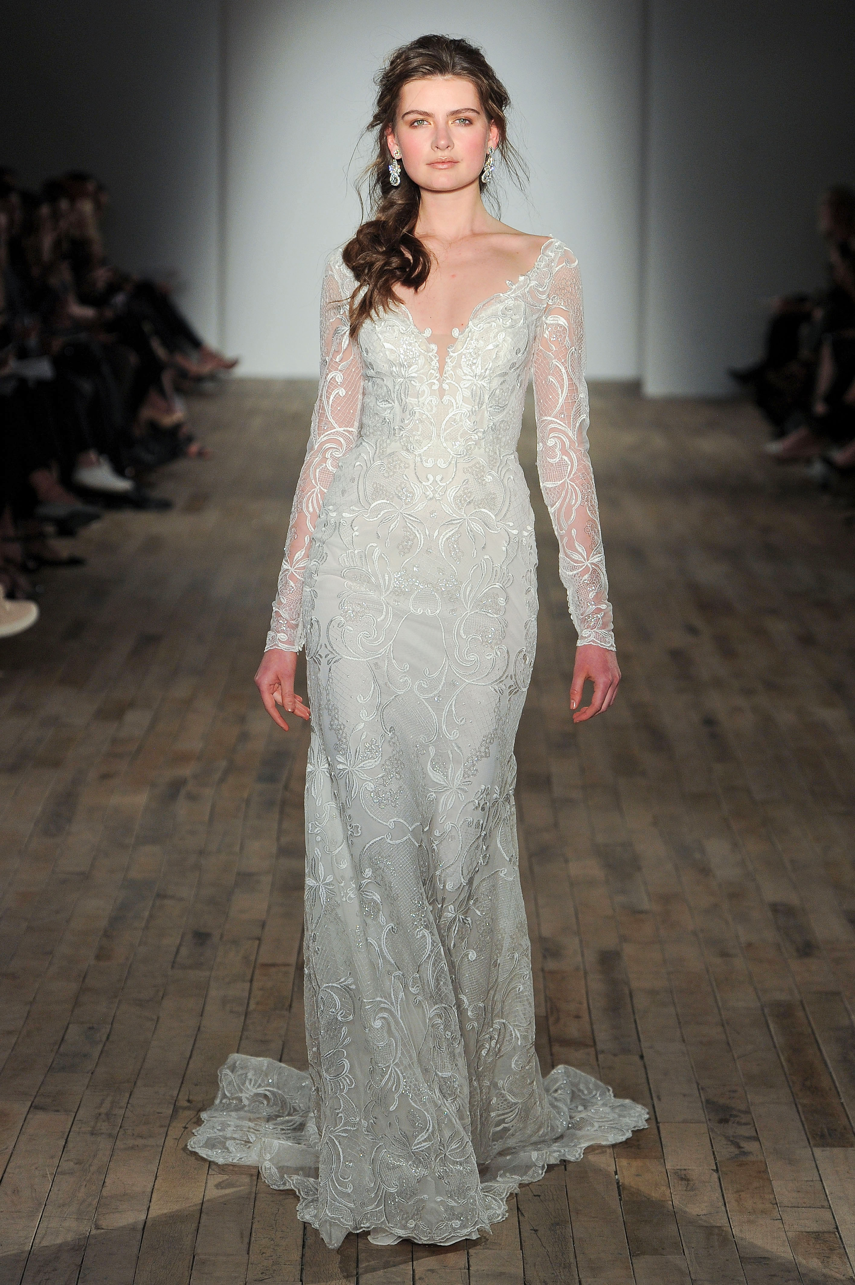jlm tara keely long sleeves embellished wedding dress spring 2018