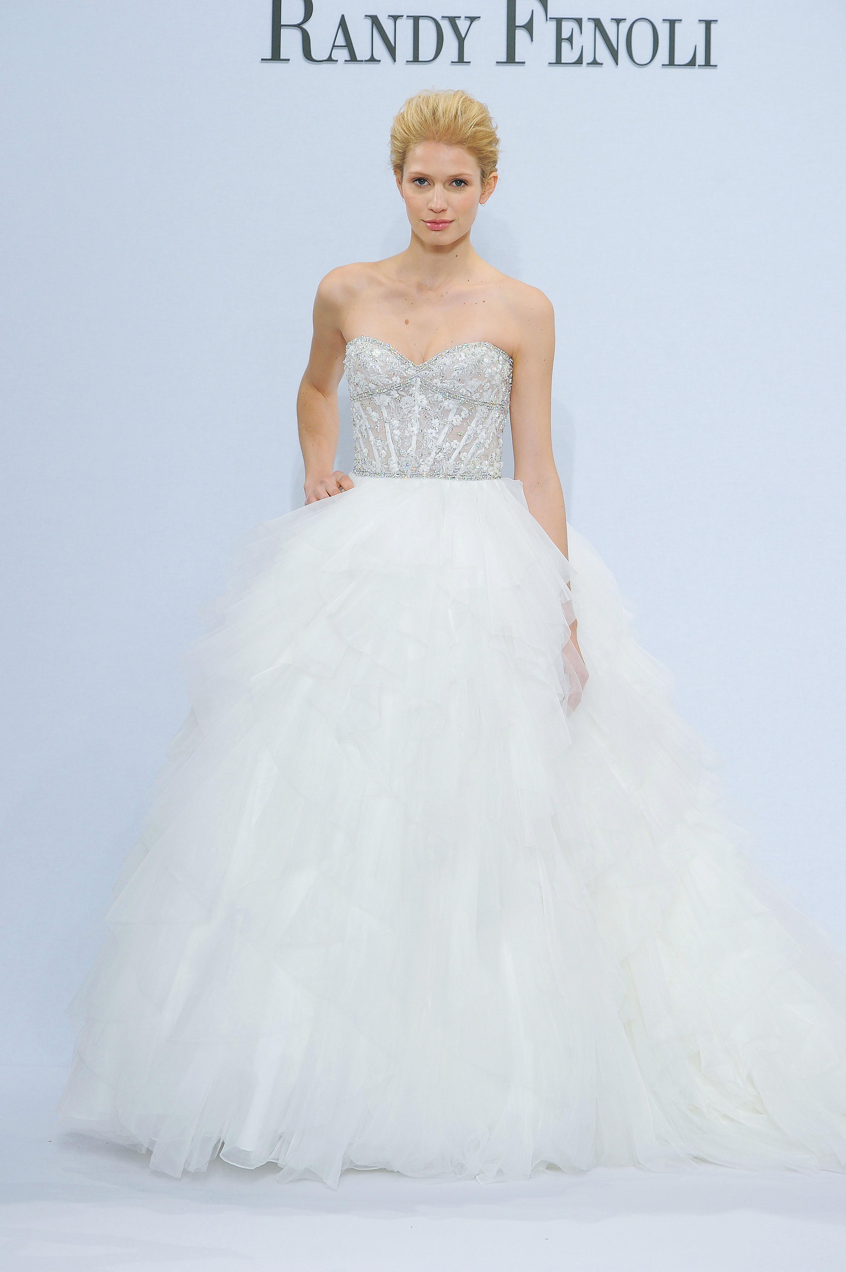 Randy Fenoli Wedding Dresses.Randy Fenoli Spring 2018 Wedding Dress Collection Martha Stewart