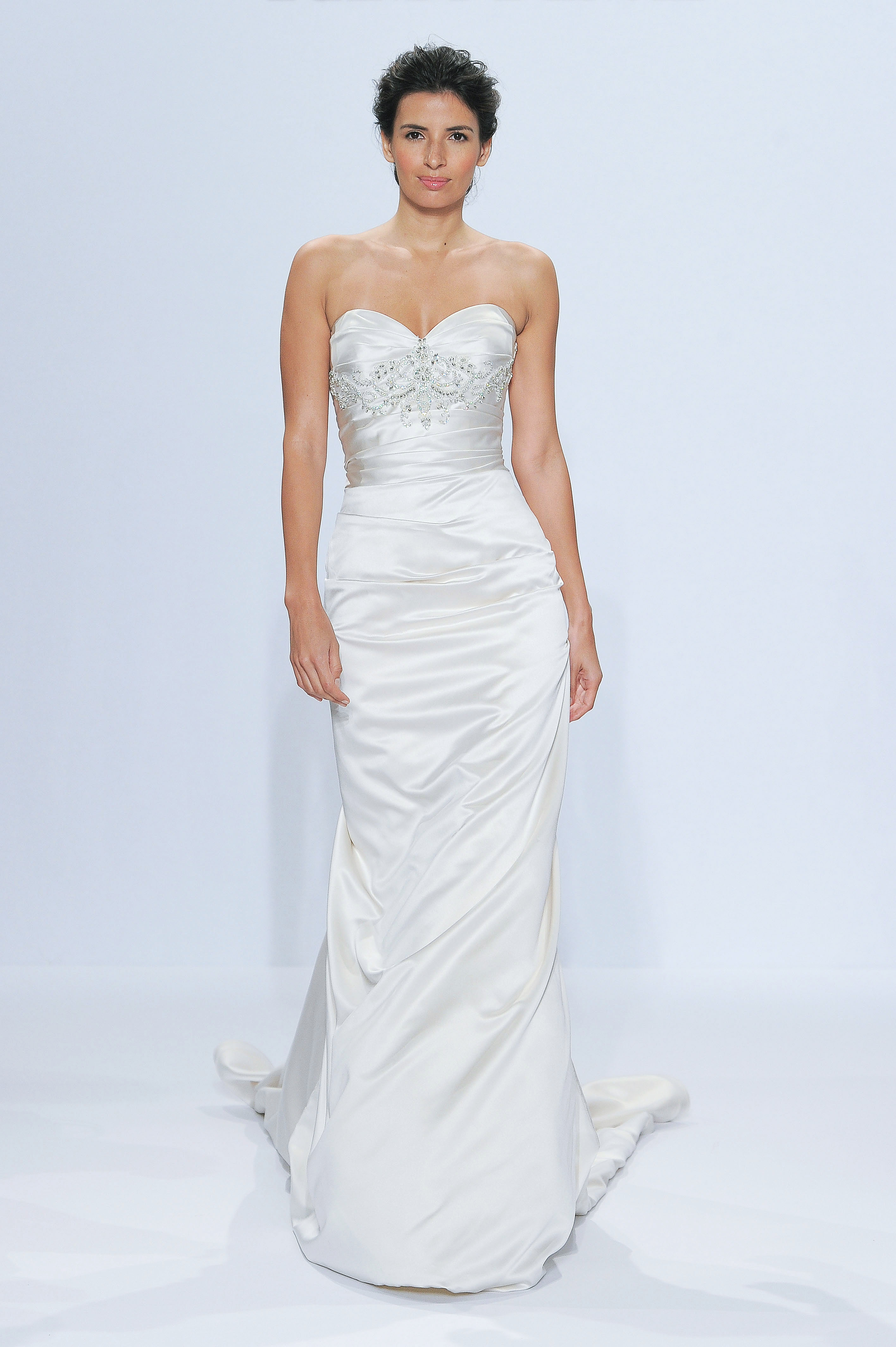 randy fenoli sheath wedding dress spring 2018